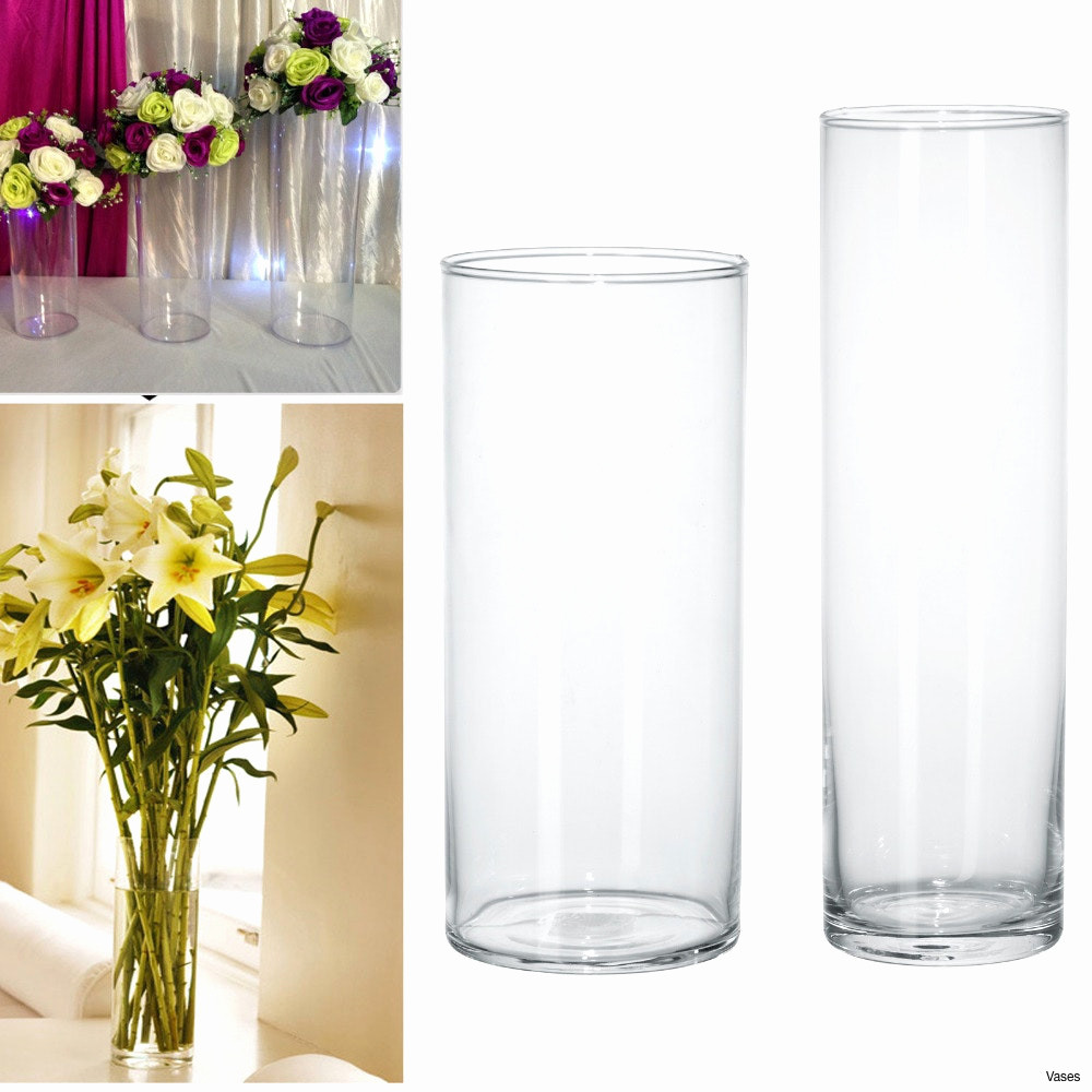 10 inch glass cylinder vase bulk of glass vases for wedding best of elegant ideas glass cylinder vases regarding glass vases for wedding inspirational 9 clear plastic tapered square dl6800clr 1h vases cheap vase i
