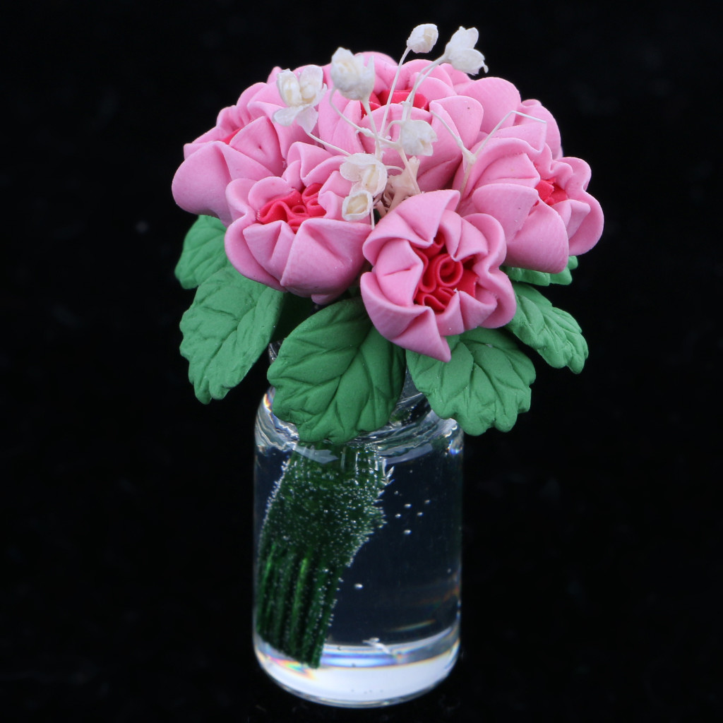 12 Inch Vase Of Aliexpress Com Buy 112 Scale Dollhouse Miniature Flower In Vase Regarding Aeproduct Getsubject