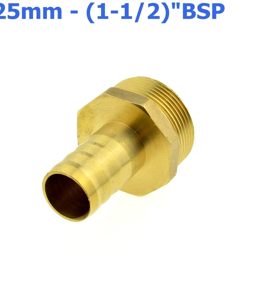 16 inch cylinder vases bulk of a–½2pcs 25mm hose barb tail to 1 1 2bsp 47mm od male thread straight regarding 2pcs 25mm hose barb tail to 1 1 2bsp 47mm od male thread straight brass connector joint copper pipe fitting coupler