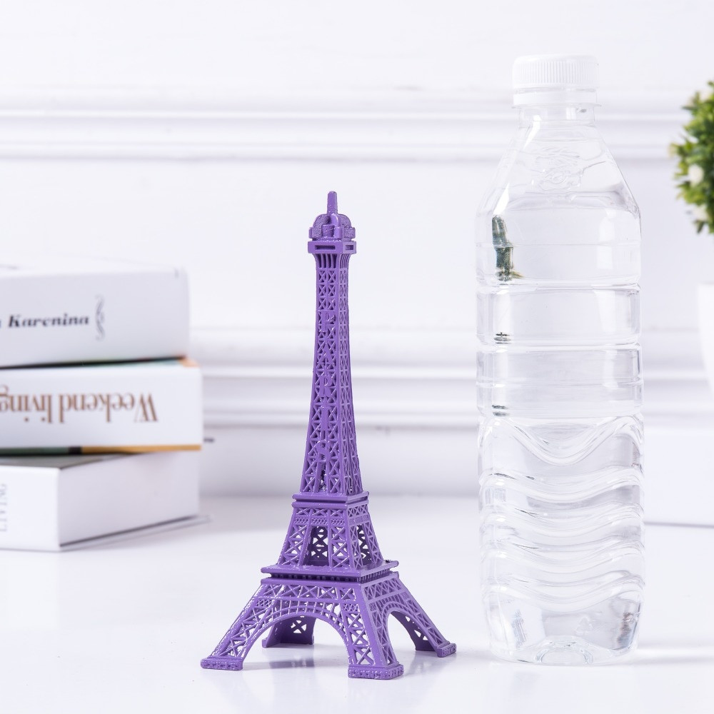 16 inch eiffel tower vases of 30cm shinning white tone paris eiffel tower figurine statue vintage within eiffel tower decor7 0 inch pure color tower non ferrous metal home decoration improvement