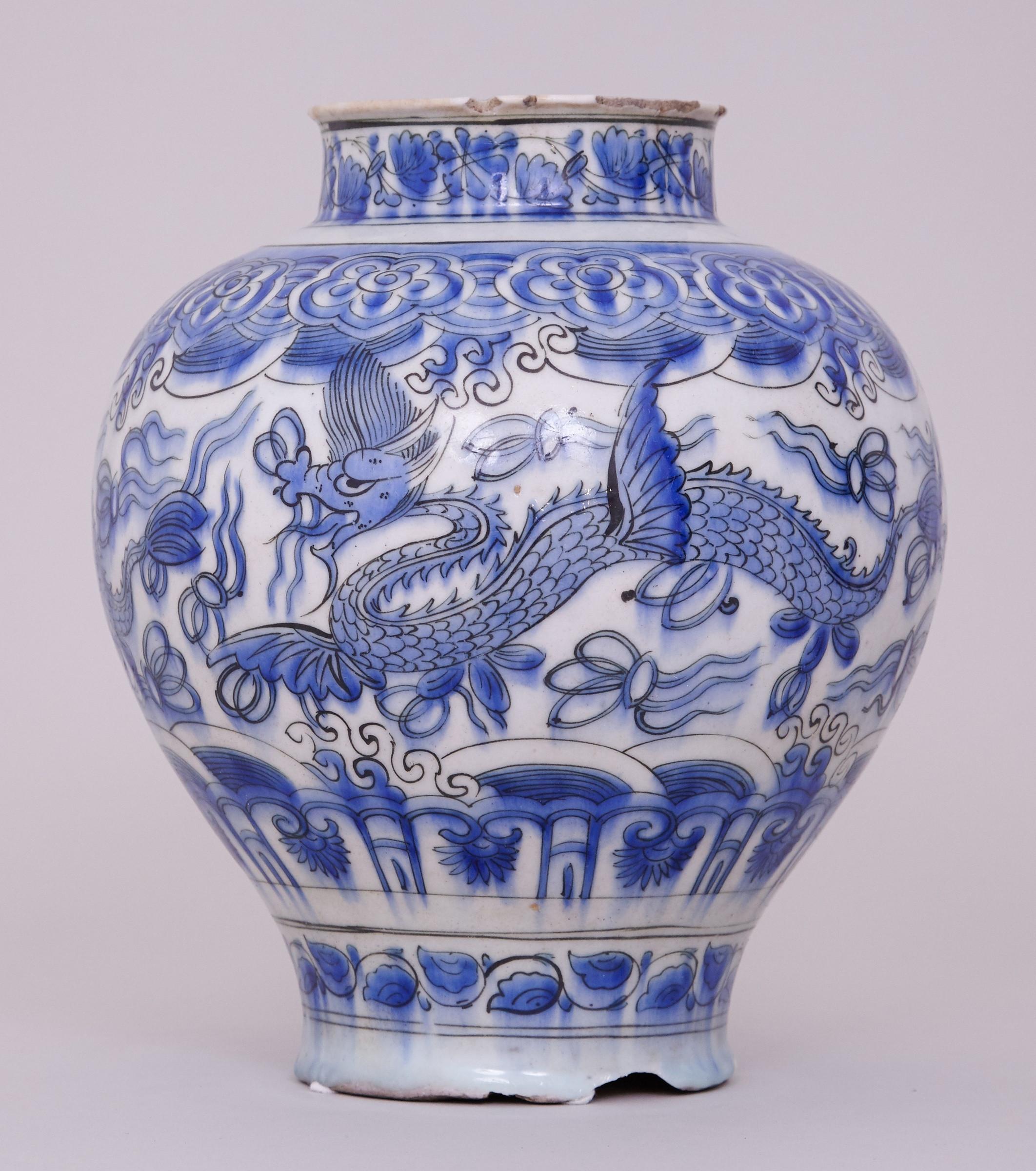 28 Unique 17th Century Chinese Vase