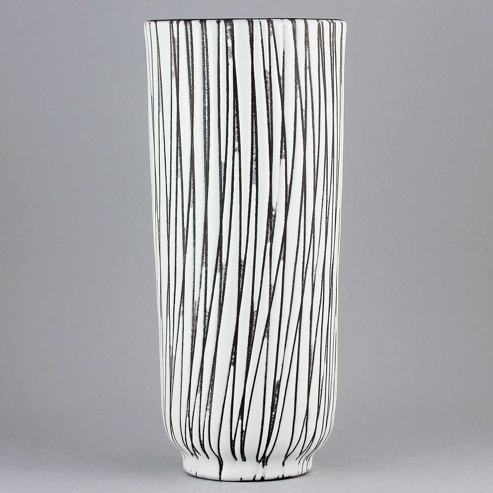 18 Tall Cylinder Vase Of Mari Simmulson Mars 1952 Striking Cylinder Vase within 160825699 origpic E7f23b