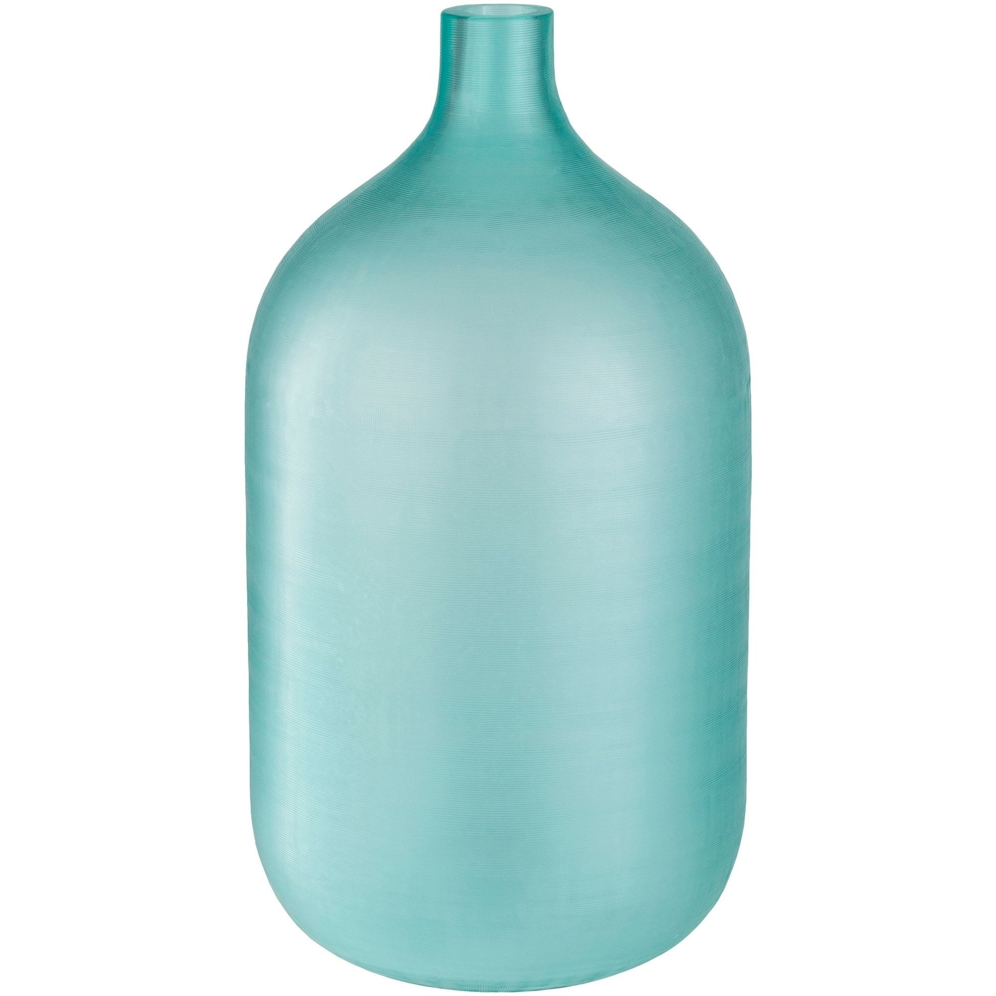 20 Inch Glass Vase Of Eudes Teal Glass Modern Decorative Vase 5 to 10 Inches Blue for Eudes Teal Glass Modern Decorative Vase 15 to 20 Inches Blue