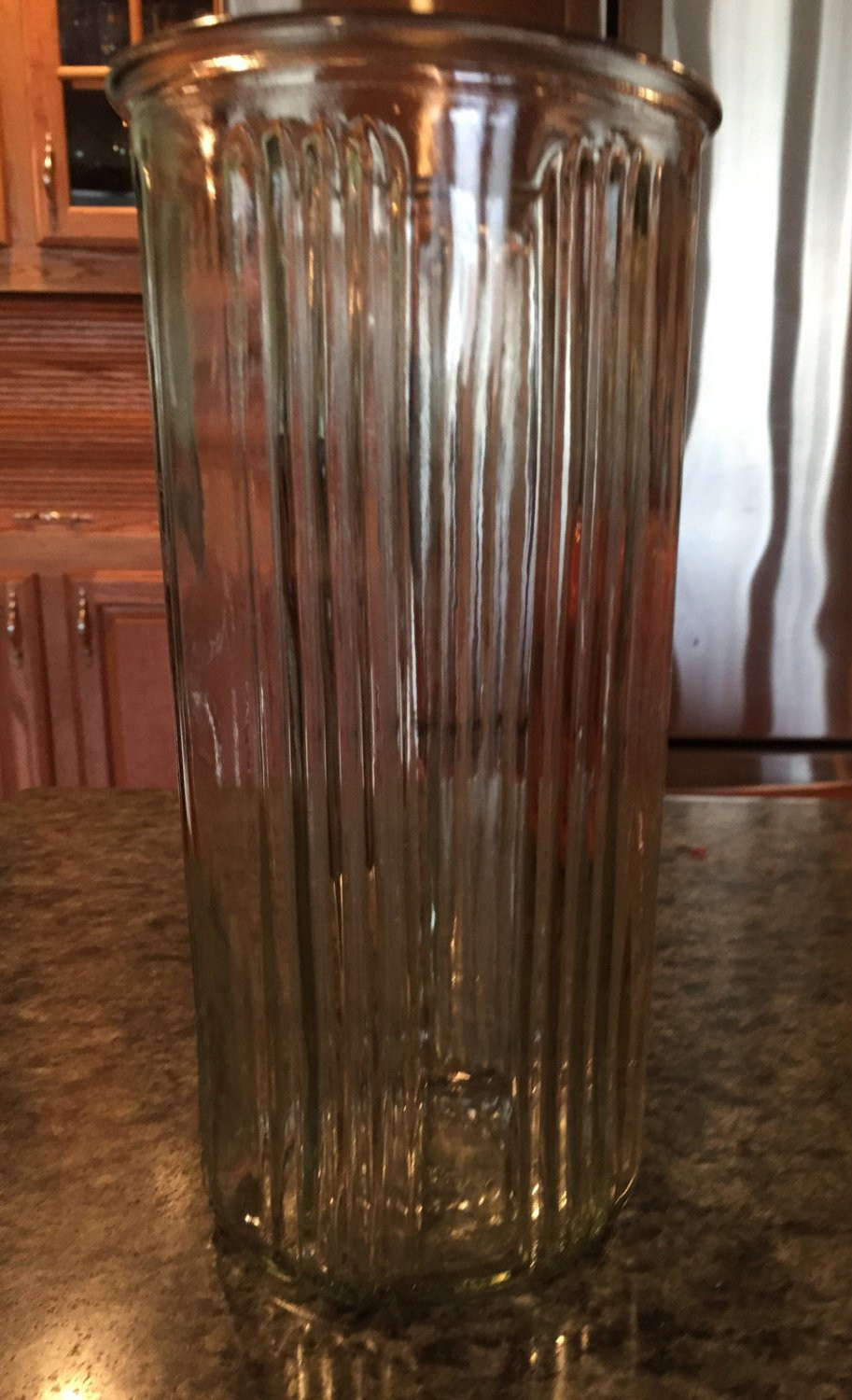 "20 inch tall glass vases of vintage hoosier glass vase 4080 c etsy within dŸ""Žzoom"