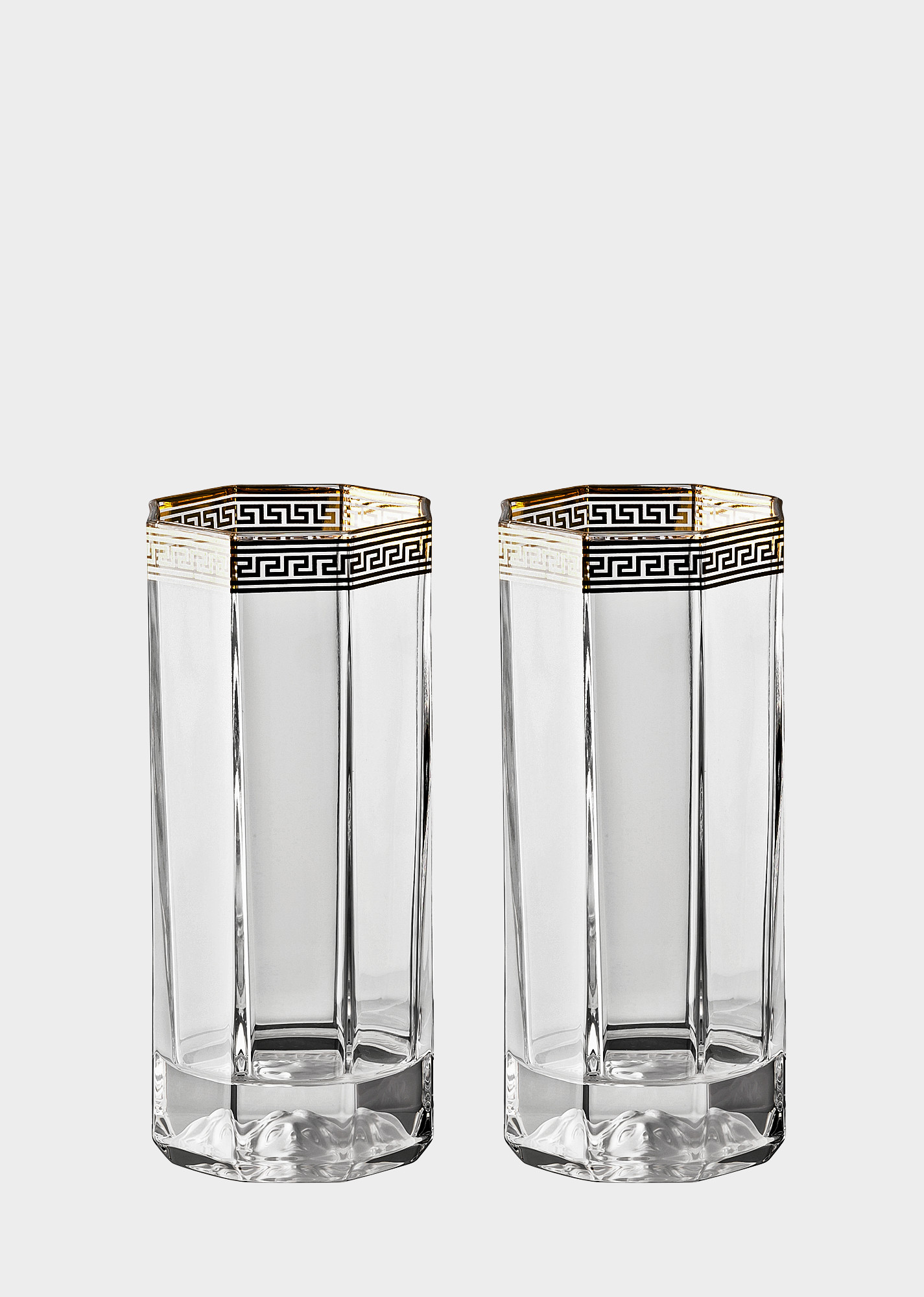 20 x 4 glass cylinder vase of versace home luxury glass crystal official website throughout 90 n48874 n110300 n2066 20 medusadorgp2longdrink glassandcrystal versace online store 4 5