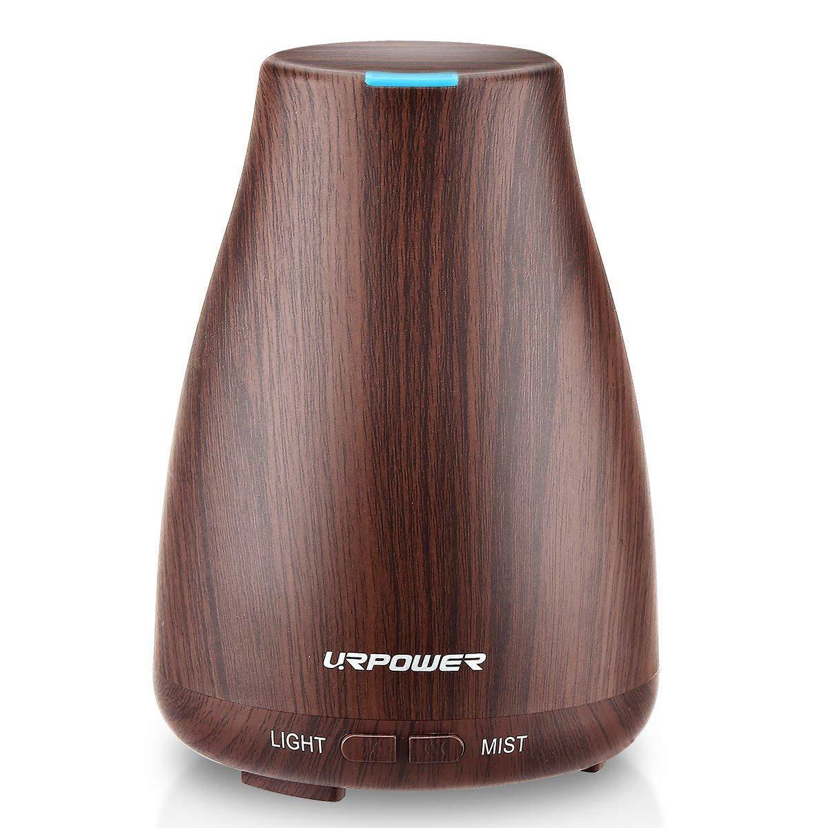 3 Foot Floor Vase Of Amazon Com Urpower 2nd Version Essential Oil Diffuser Aroma with Regard to Amazon Com Urpower 2nd Version Essential Oil Diffuser Aroma Essential Oil Cool Mist Humidifier with Adjustable Mist Mode Waterless Auto Shut Off and 7