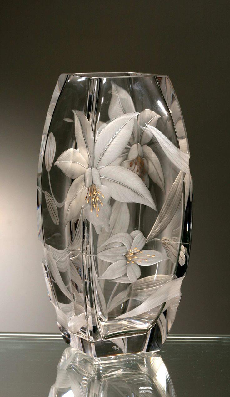 3 foot tall wine glass vases of 256 best ultraglasss images on pinterest glass art crystals and jars within vaza ruana› brouaena sklo aeska½ ka™iaa¥al bohemia crystal cz a™¥ nadherna prace a™¥