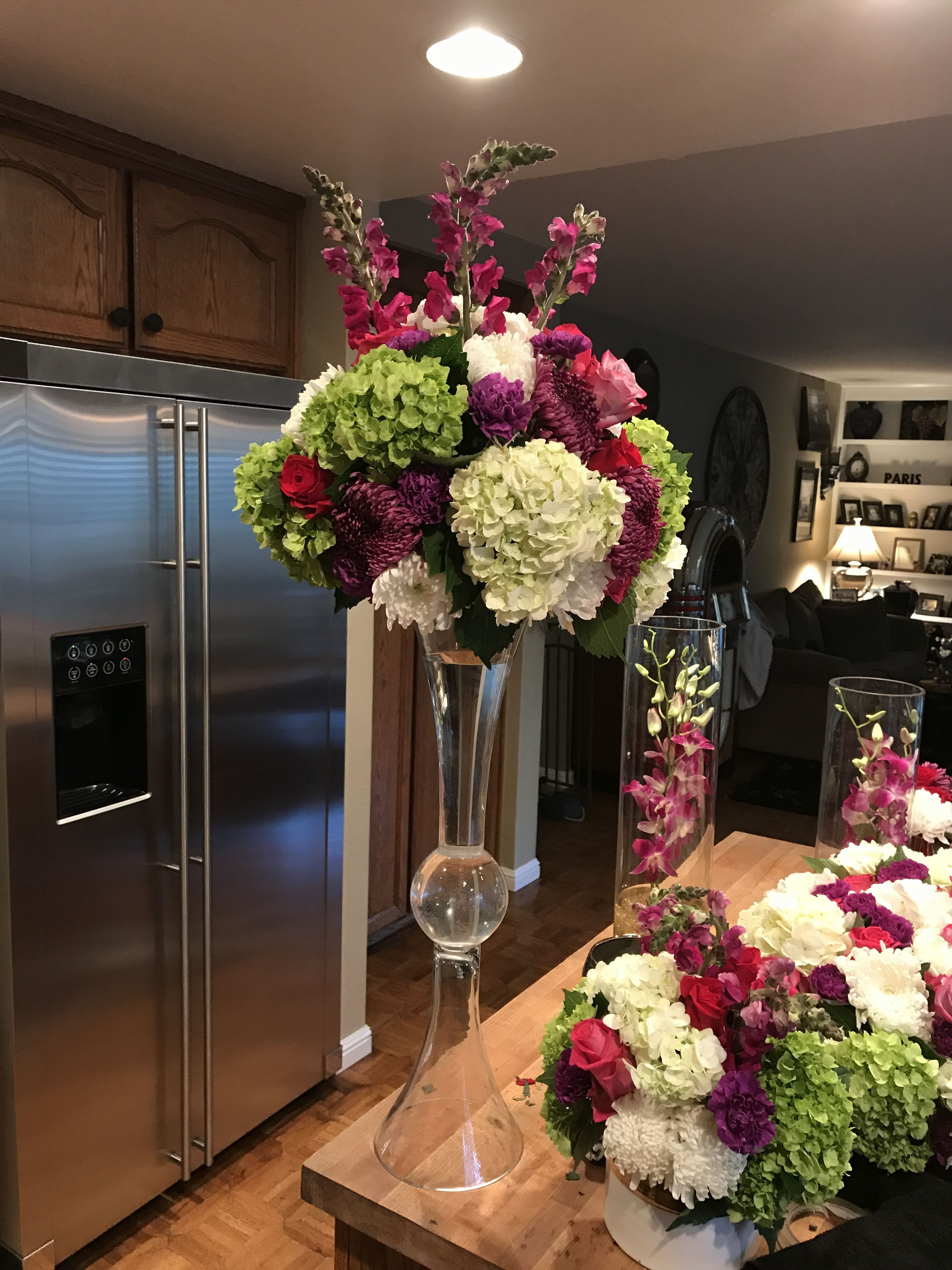 32 inch vases wholesale of 24 tall vases for sale the weekly world with colorful tall centerpiece in trumpet vase