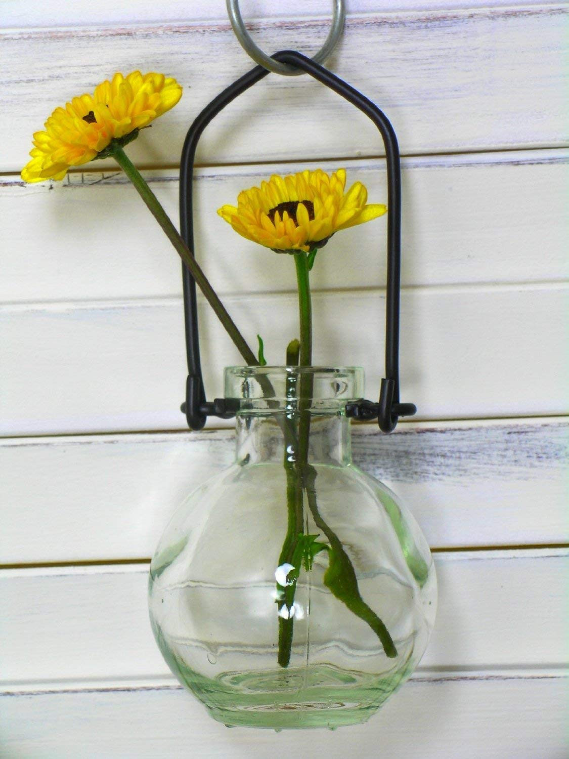 36 inch clear glass vase of amazon com hanging flowers colored glass vase g70 clear 1 pc throughout amazon com hanging flowers colored glass vase g70 clear 1 pc colored glass bottle floral vase colored vase bud vase wall vase garden vase
