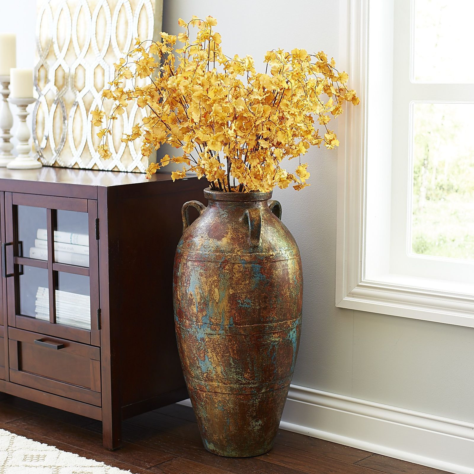 36 inch floor vase of tall mirrored floor vase mirror ideas intended for terracotta floor vase ideas of large vases for living room extra