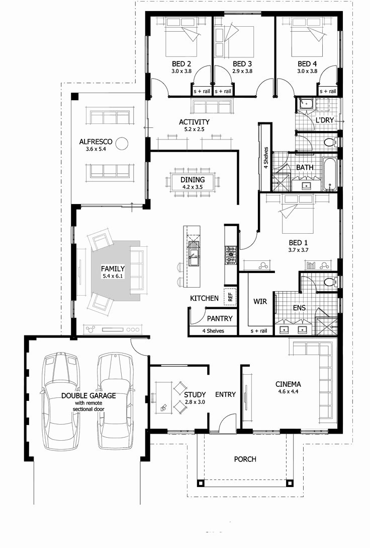 4 Foot Tall Floor Vases Of Large Floor Plans Unique C Shaped House Floor Plan Intended for Large Floor Plans Lovely Mesmerizing Simple Family House Plans 15 All In the Floor Plan