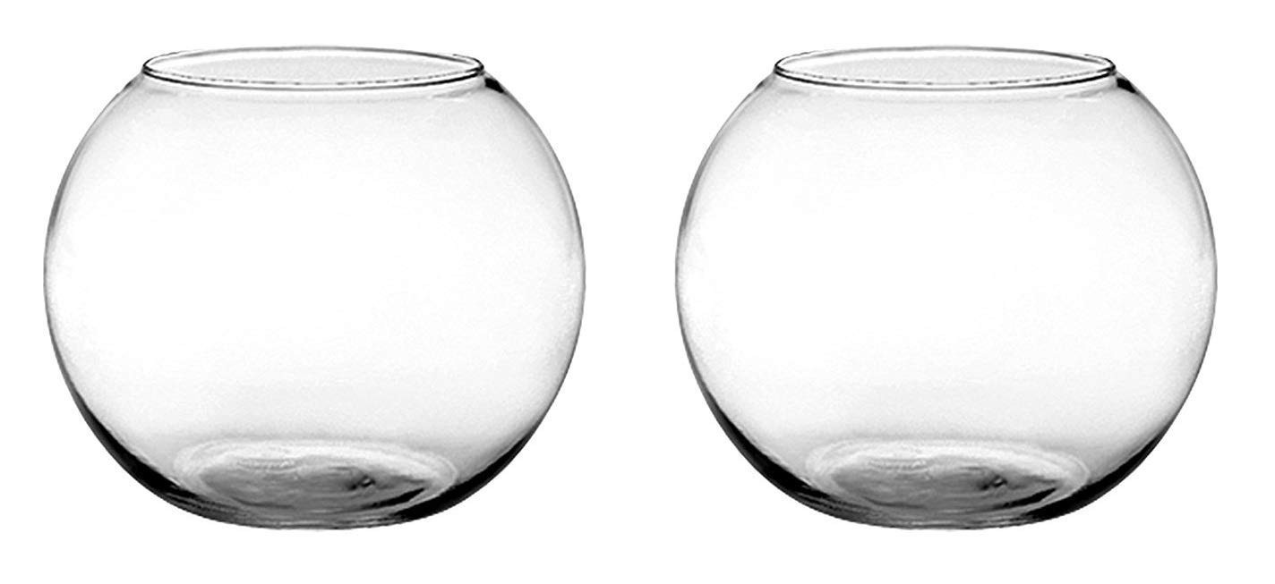 4 inch glass cube vase of amazon com floral supply online set of 4 6 rose bowls glass intended for amazon com floral supply online set of 4 6 rose bowls glass round vases for weddings events decorating arrangements flowers office