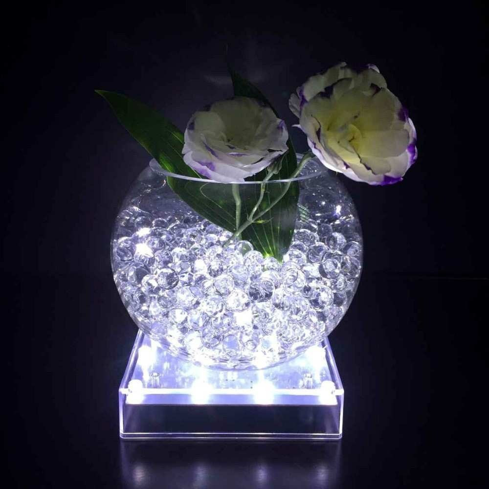 5 glass vase of light cube luxe led lights for home use luxury 5 square glass cube for light cube luxe led lights for home use luxury 5 square glass cube vase vcb0005 1