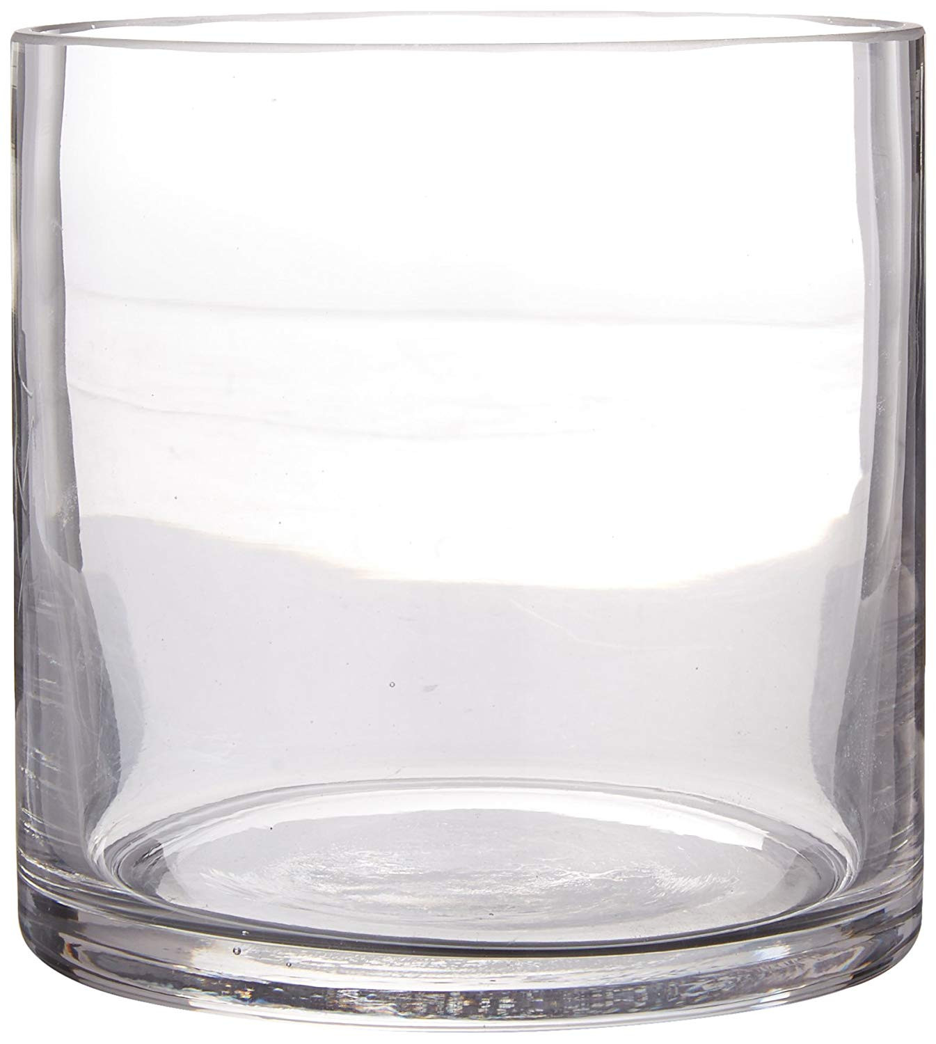 5 inch tall cylinder glass vases of amazon com couronne company 7250 large cylinder glass vase 67 6 oz intended for amazon com couronne company 7250 large cylinder glass vase 67 6 oz capacity home kitchen