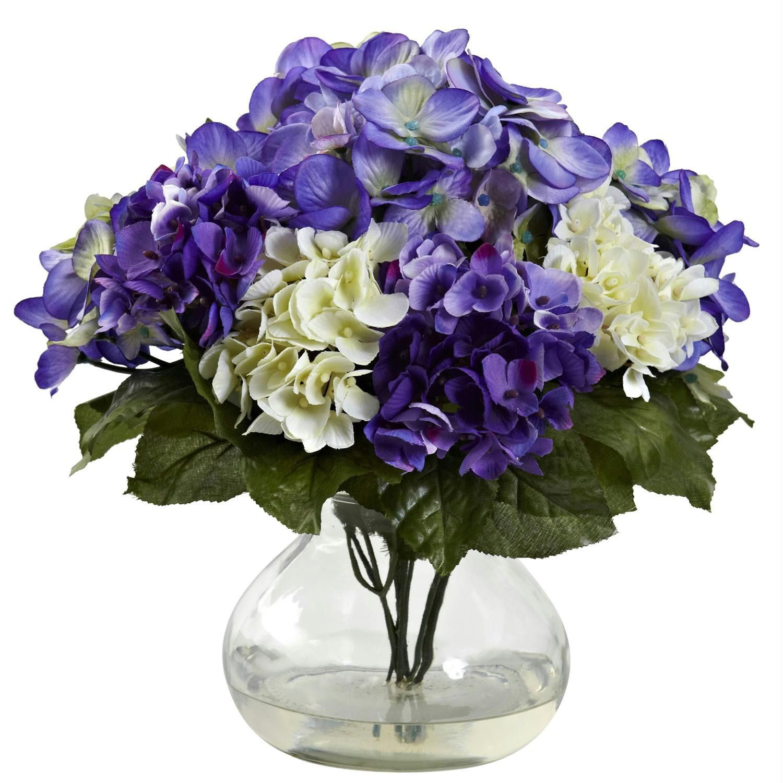 6 cube vase of mixed hydrangea w vase products pinterest hydrangea and products within mixed hydrangea w vase