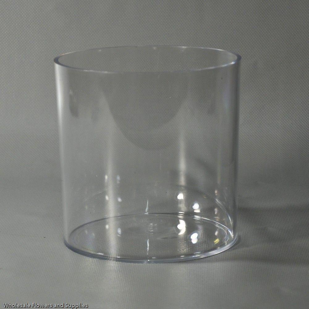 6 inch cylinder vase bulk of plexiglass cylinder vases wedding ideas intended for 6 x plastic cylinder vase clear wholeflowersandsupplies