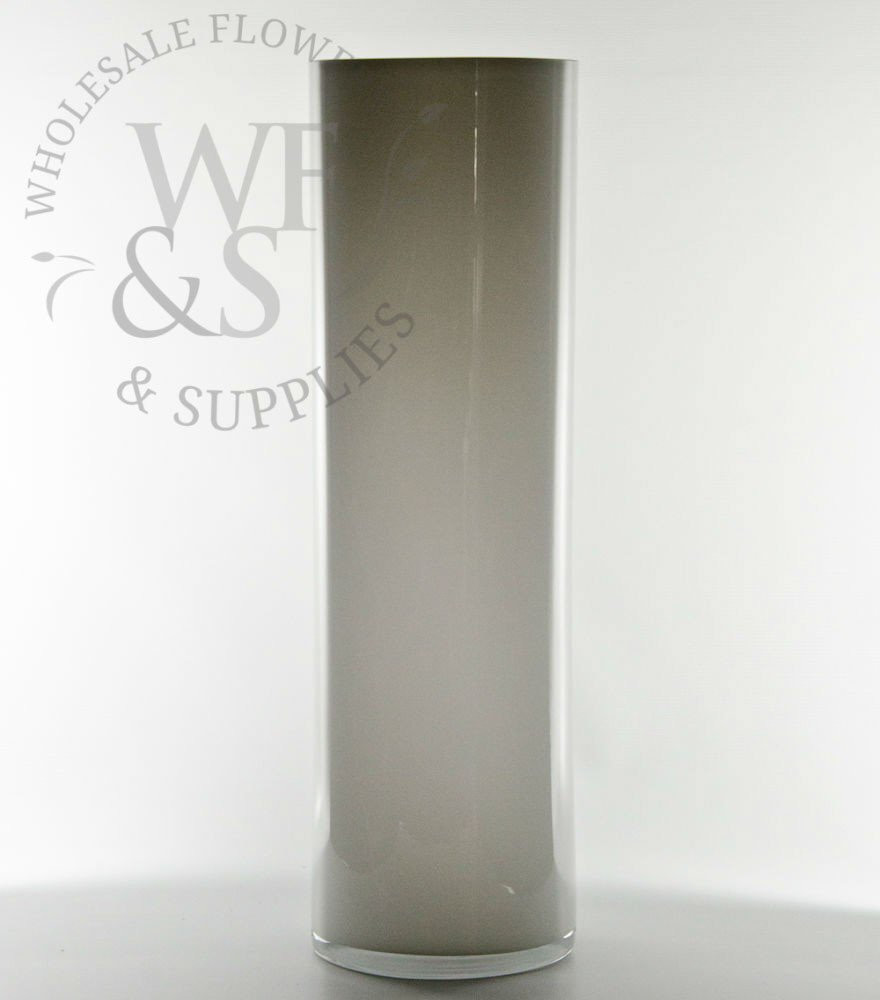 6 square glass vases bulk of glass cylinder vases wholesale flowers supplies regarding 20 x 6 white glass cylinder vase