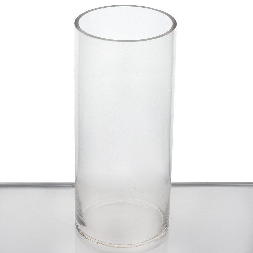 6 x 12 cylinder vase of 12 cylinder glass centerpiece vase 6 set clear as day wedding throughout 12 cylinder glass centerpiece vase 6 set made from heavy duty and