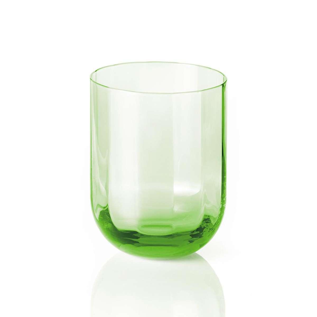 6 x 12 cylinder vase of dibbern rotondo optic glass 0 25 l green franzen da¼sseldorf inside dibbern rotondo optic glass 0 25 l green franzen da¼sseldorf onlineshop