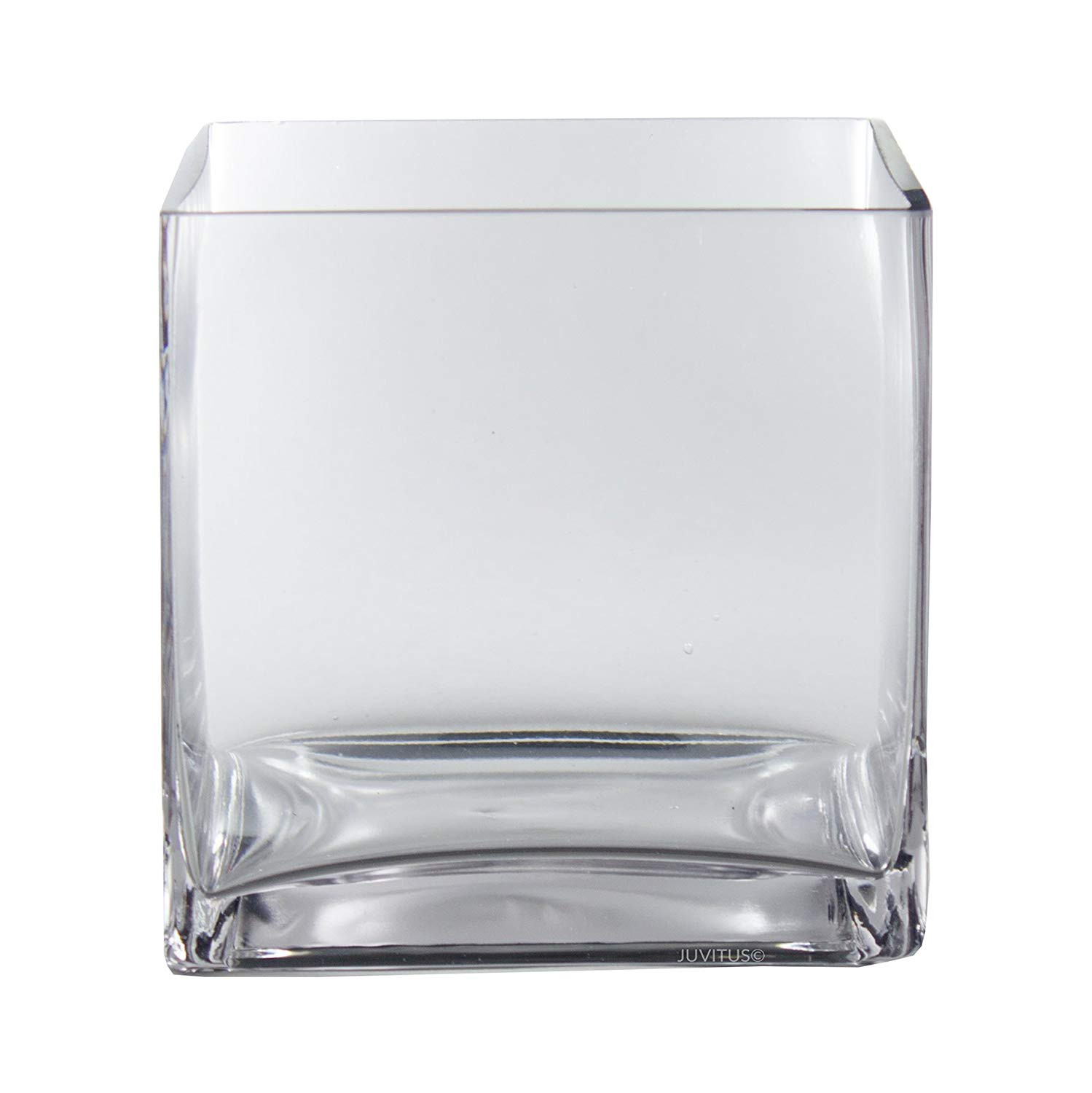 6x6 glass vase of amazon com 6 x 6 x 6 square clear glass cube vase or candle with amazon com 6 x 6 x 6 square clear glass cube vase or candle holder home kitchen