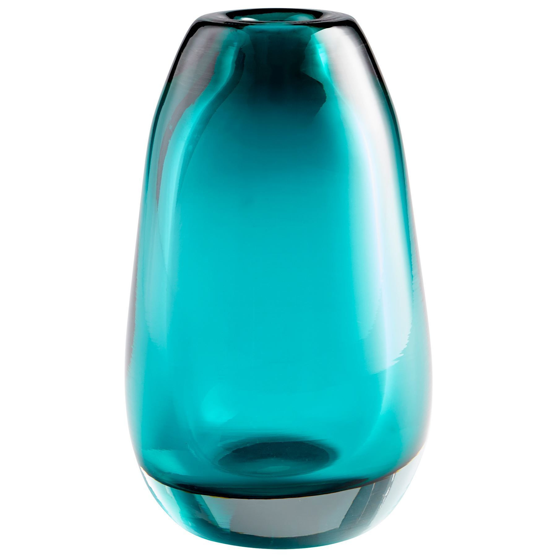 7 cylinder vase of 7 pasabahce globe blue glass vase 12 3 cm flower and with regard to blown ocean small cerulean blue art glass vase by cyan design