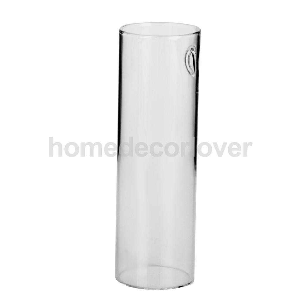 7 cylinder vase of cylinder clear glass wall hanging vase bottle for plant flower for cylinder clear glass wall hanging vase bottle for plant flower decorations in vases from home garden on