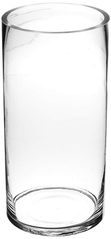 7 inch glass vase of amazon com wgv glass cylinder vase 5 x 10 home kitchen in 71dnkkv2w5l sl1500