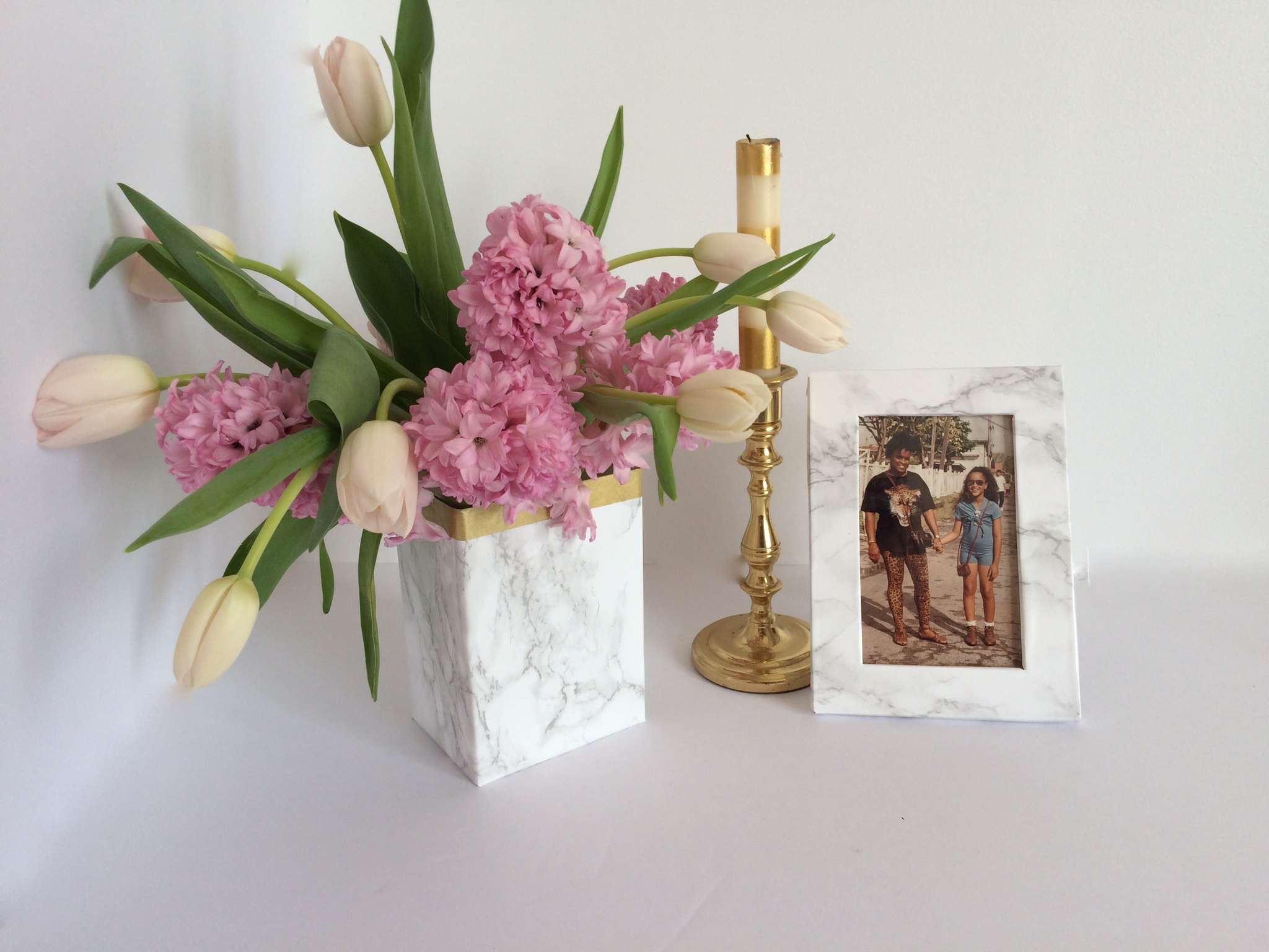 7 inch square vase of a gorgeous diy faux marble vase frame pertaining to 1 57164fbe3df78c3fa2afc31e jpg