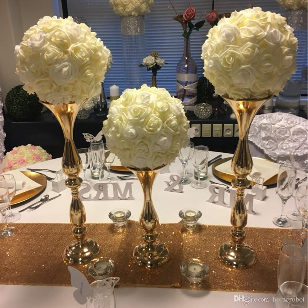 7 inch vase centerpiece of 2018 gold candle holders 55cm tall metal candlestick flower vase within sliver color 22 inch height metal candle holder for wedding party and event table decoration free shipping door to door by fedex