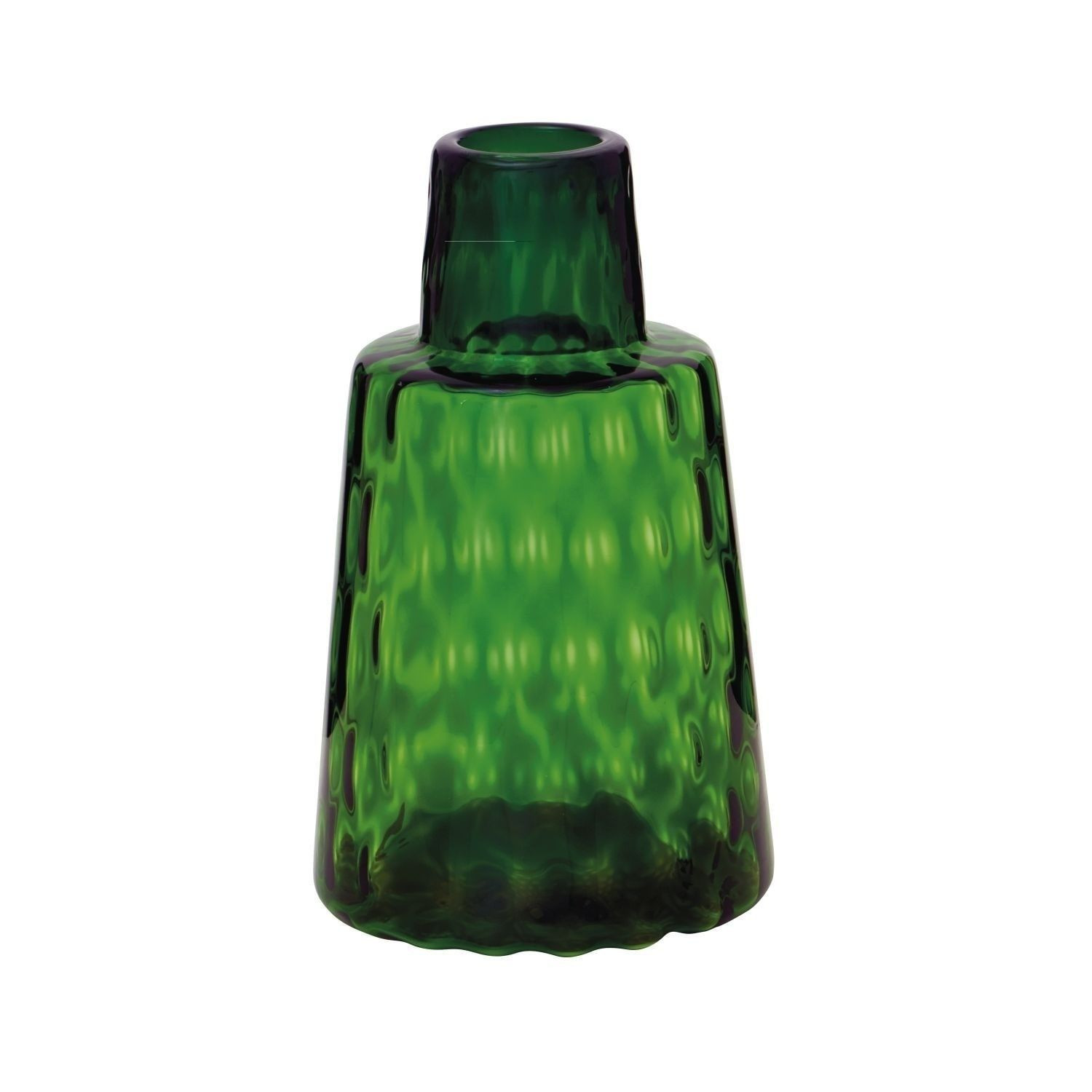 9 inch glass vase of studio 350 glass green vase 9 inches wide 14 inches high outlet pertaining to products
