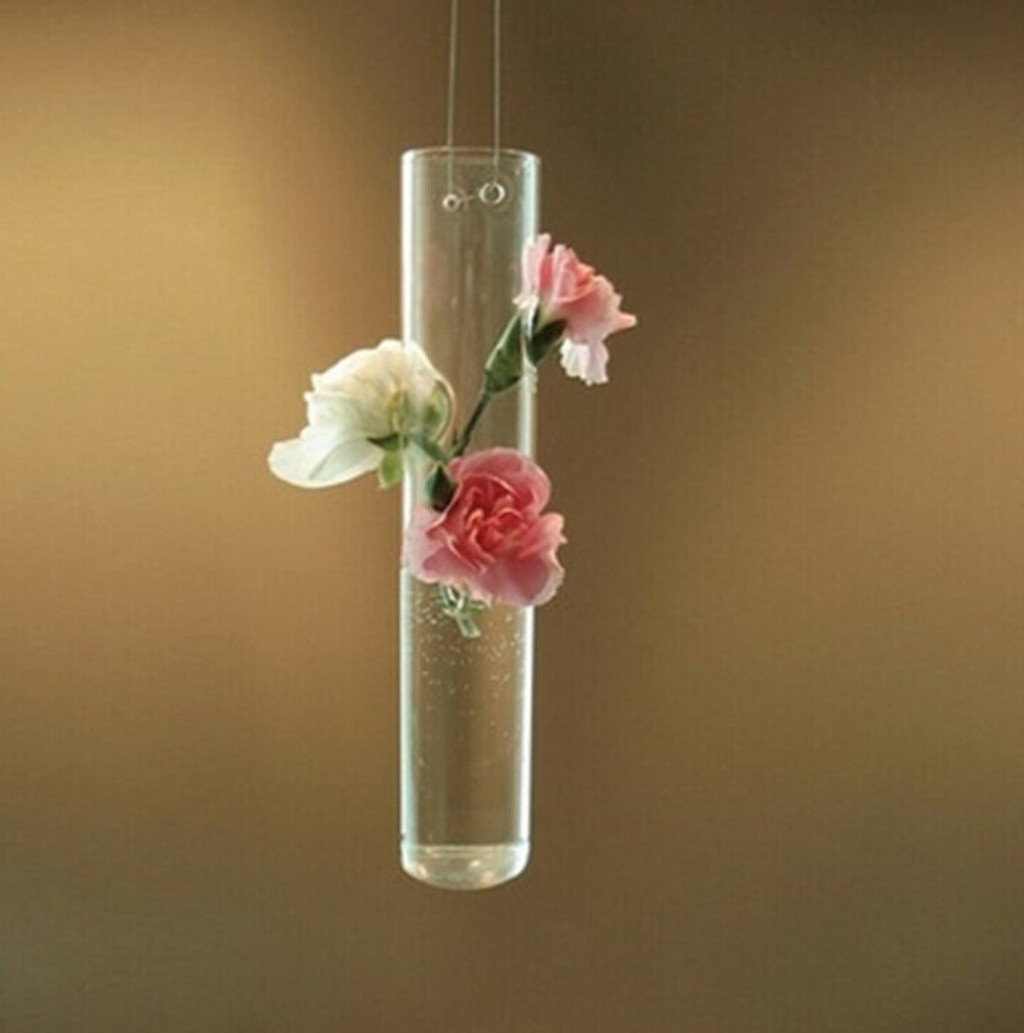 acrylic cylinder vase of new hot sale cylinder clear glass wall hanging vase table bottle for with regard to new hot sale cylinder clear glass wall hanging vase table bottle for plant flower home living room decoration in vases from home garden on aliexpress com