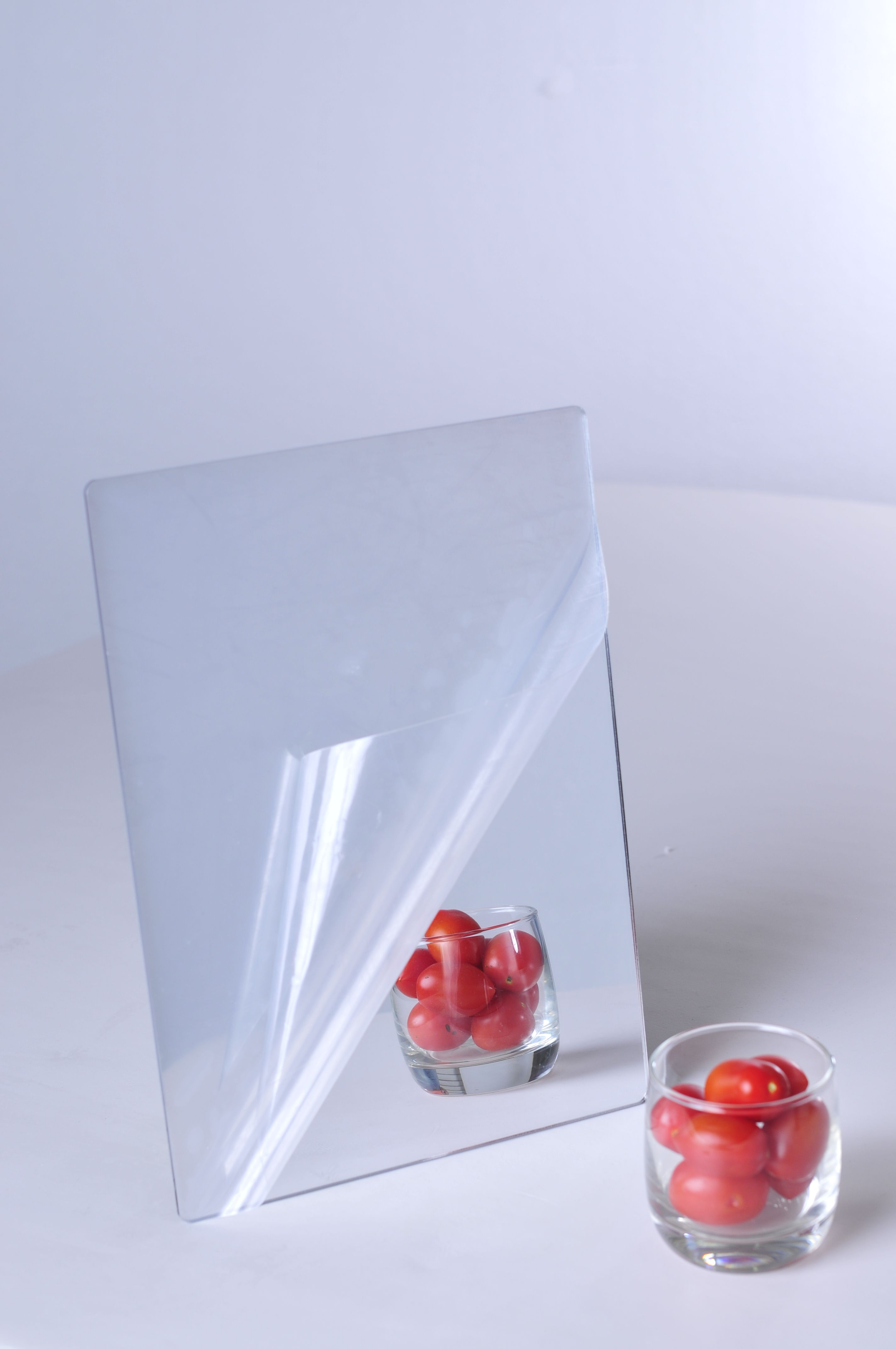 acrylic rectangle vase of one way acrylic mirror sheet wholesale clear colored custom with one way acrylic mirror sheet wholesale clear colored custom