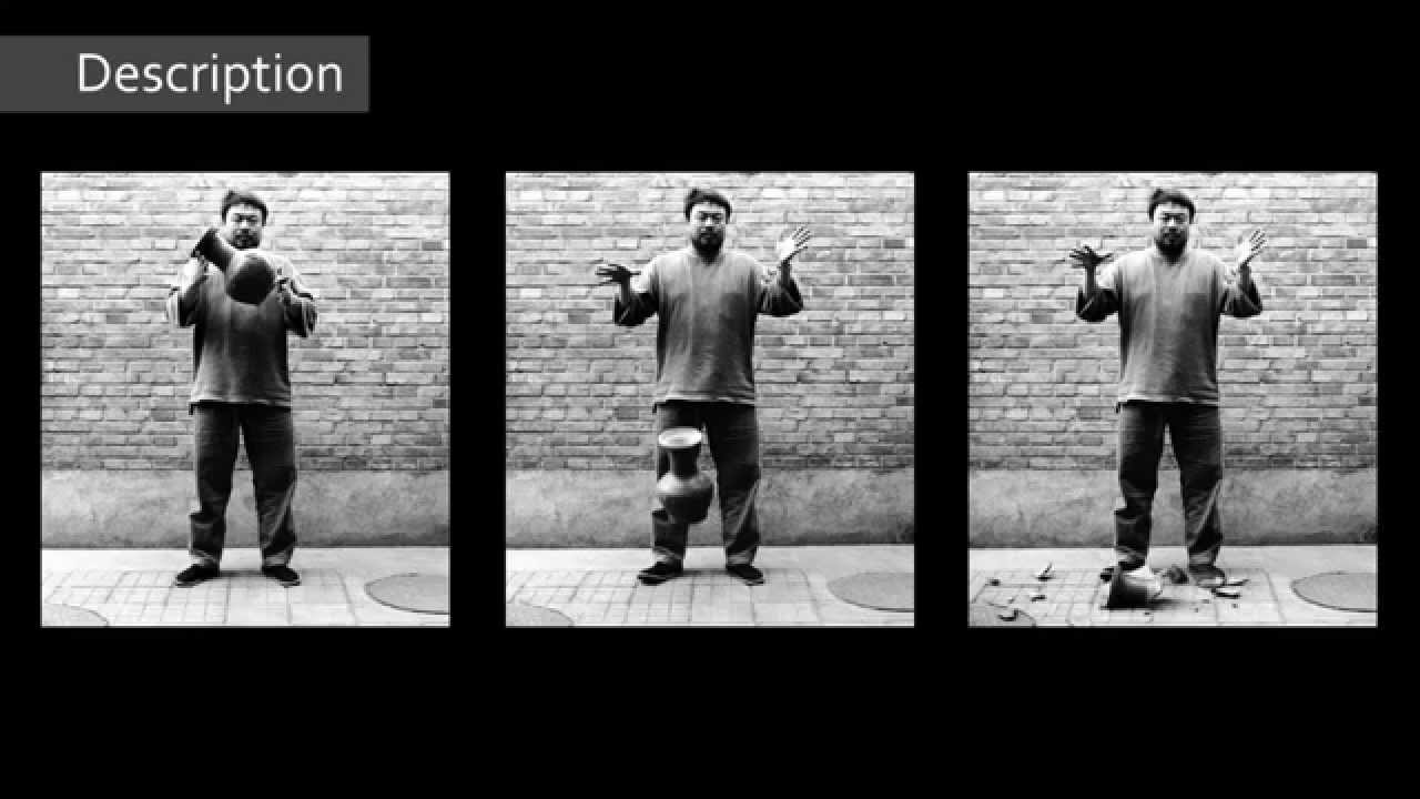 Ai Weiwei Vase Of Ai Weiwei Dropping A Han Dynasty Urn 1995 Youtube within Maxresdefault