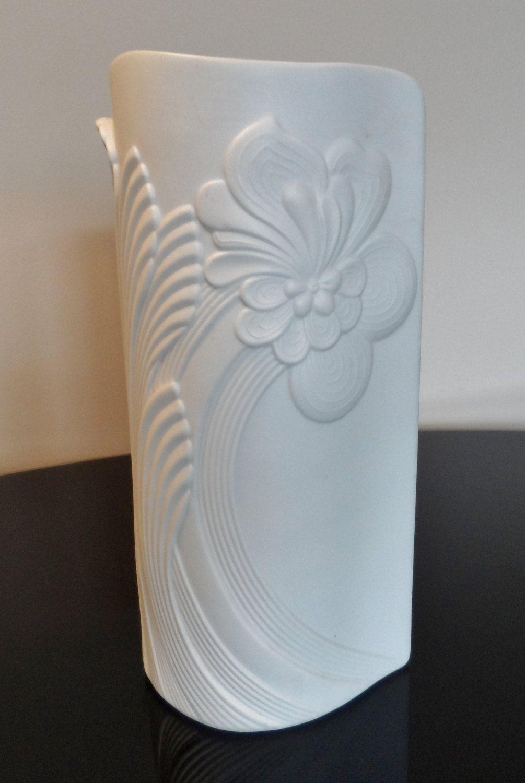ak kaiser porcelain vase of large kaiser bisque porcelain vase by m frey by woodstockstudio on with regard to large kaiser bisque porcelain vase by m frey by woodstockstudio on etsy