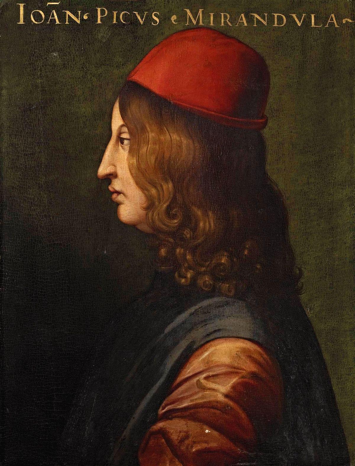 Alexander Kalifano Vase Of Giovanni Pico Della Mirandola Wikipedia within 1200px Pico1