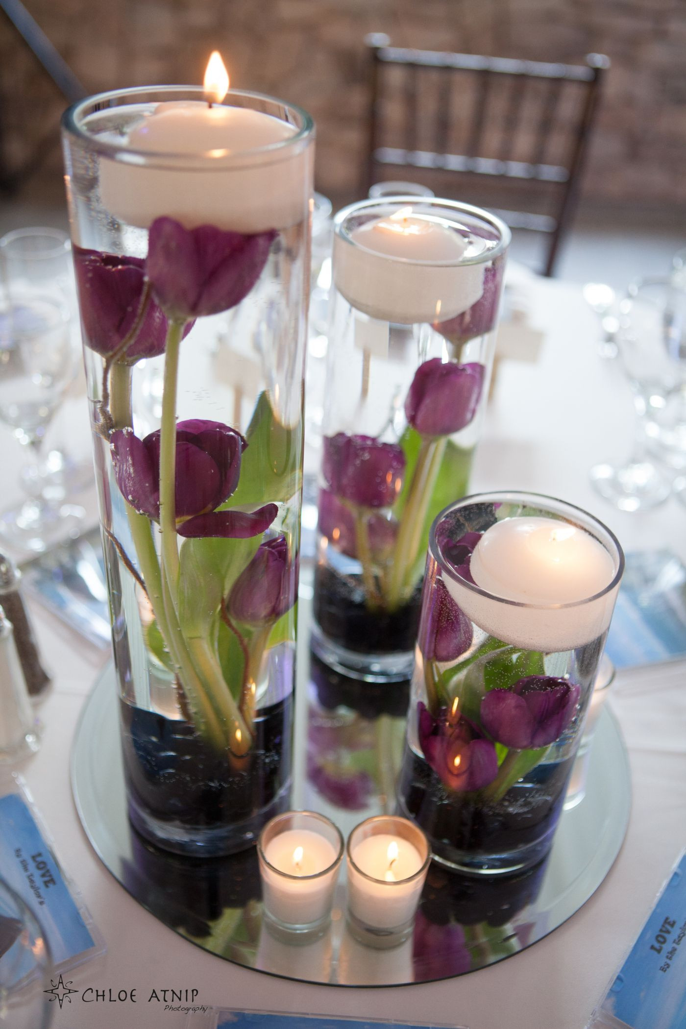 an empty vase boerne of decorative wedding floating candle ideas purple wedding ideas with wedding table flowers submerged tulips or any flower you love with floating candle