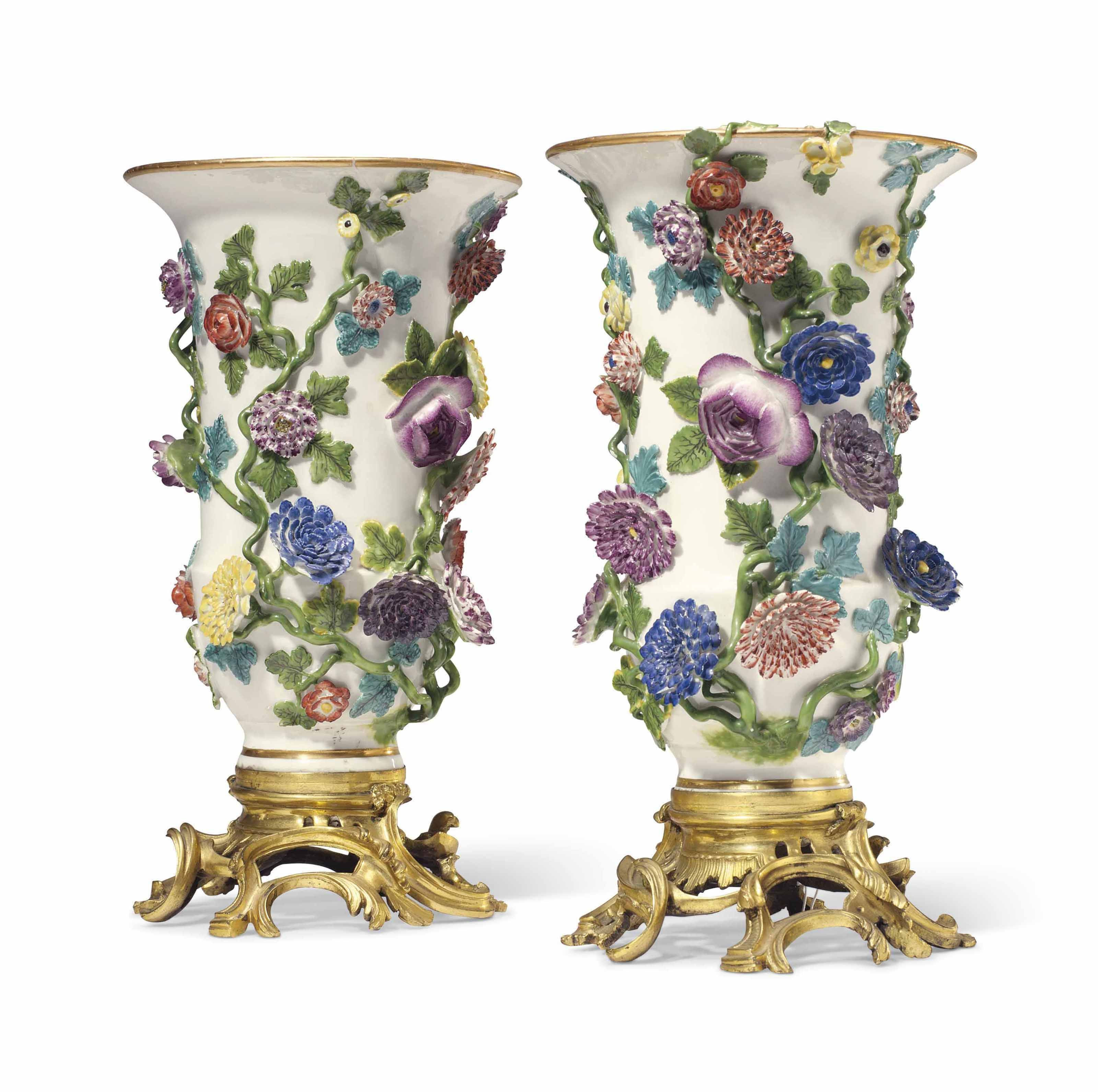 antique bohemian glass vase of 23 crystal beaded vase the weekly world throughout a pair of ormolu mounted meissen porcelain flower encrusted vases