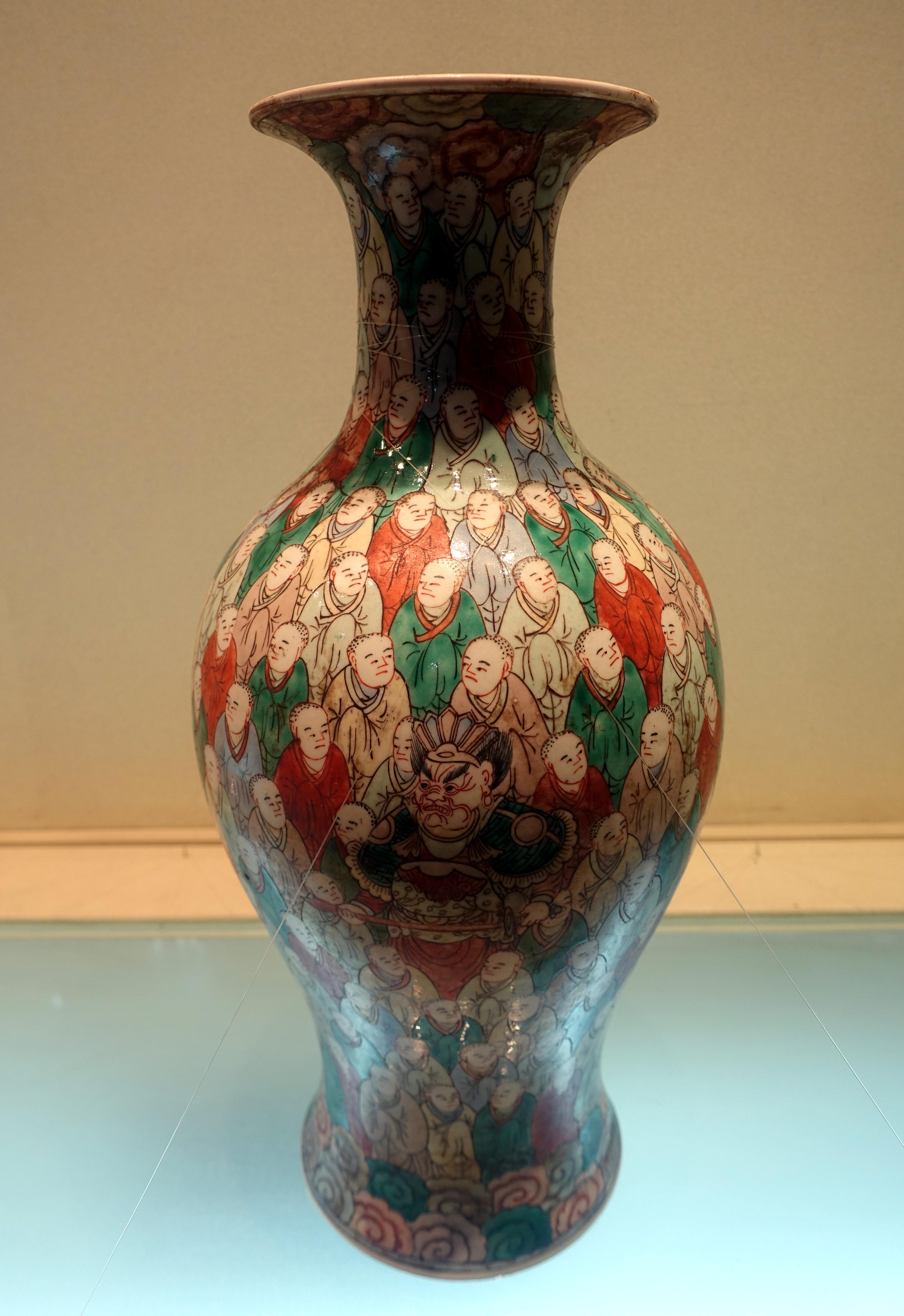 antique ceramic vases of filevase sichuan university museum chengdu china dsc06271 with filevase sichuan university museum chengdu china dsc06271