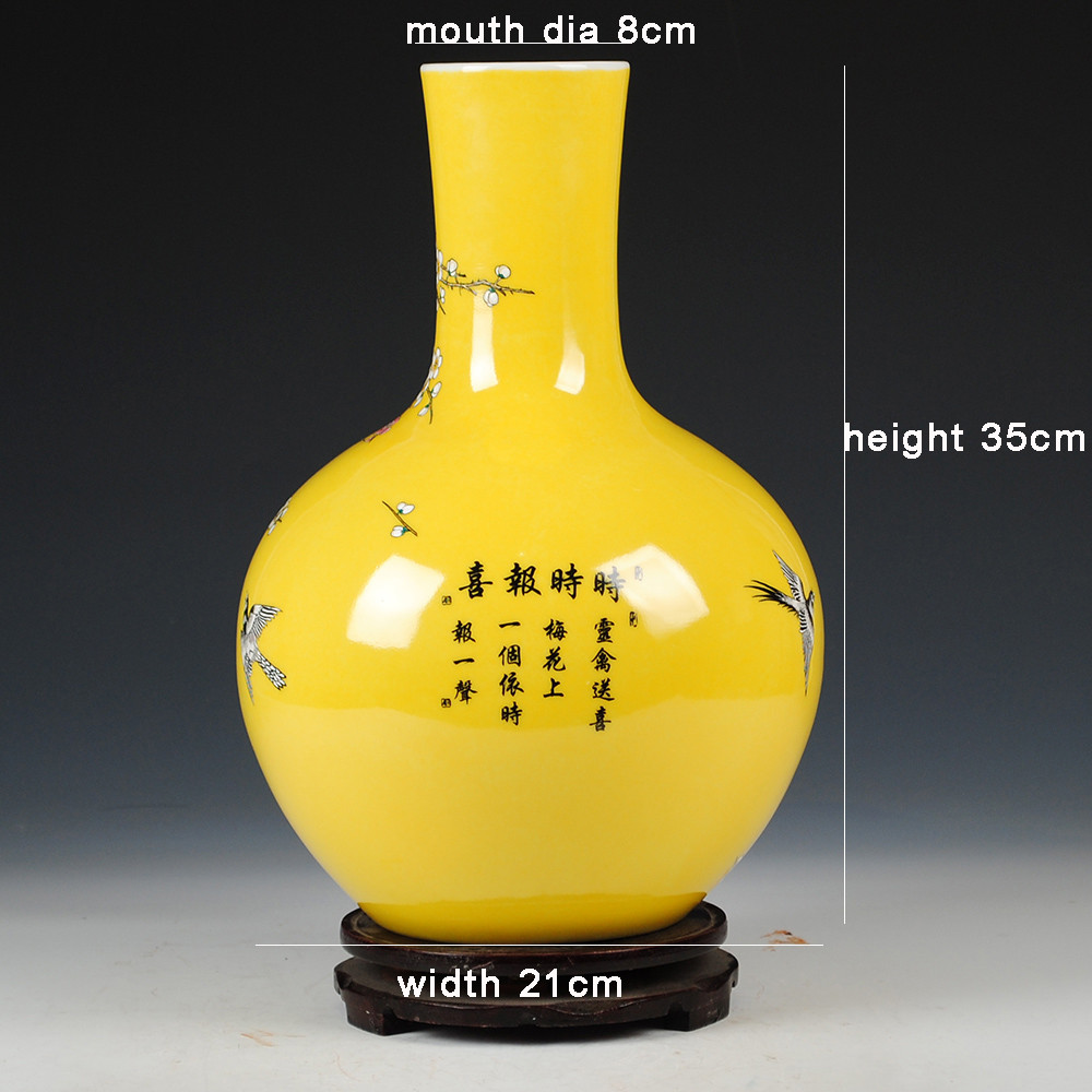 antique chinese glass vase of jingdezhen ceramics antique vase chinese style living room with regard to jingdezhen ceramics antique vase chinese style living room furnishing articles gifts home decoration arts and crafts in vases from home garden on