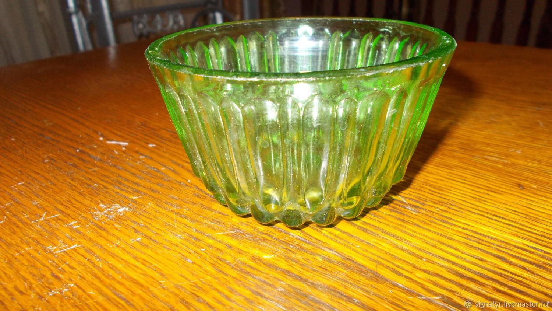antique crystal vases value of vase green glass vintage shop online on livemaster with shipping inside vintage kitchenware livemaster handmade buy vase green glass vintage