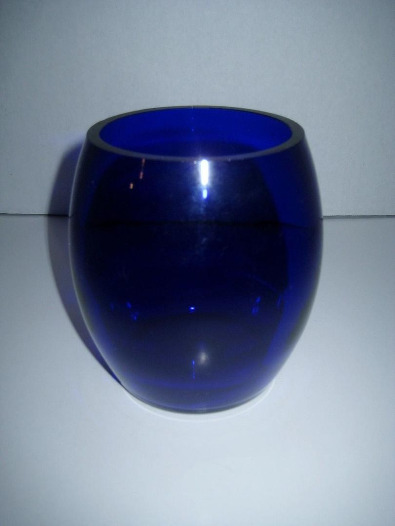 antique mercury glass vases of vase or candle holder vintage hand crafted cobalt blue glass by aac regarding vase or candle holder vintage hand crafted cobalt blue glass by aac rare 1802302402