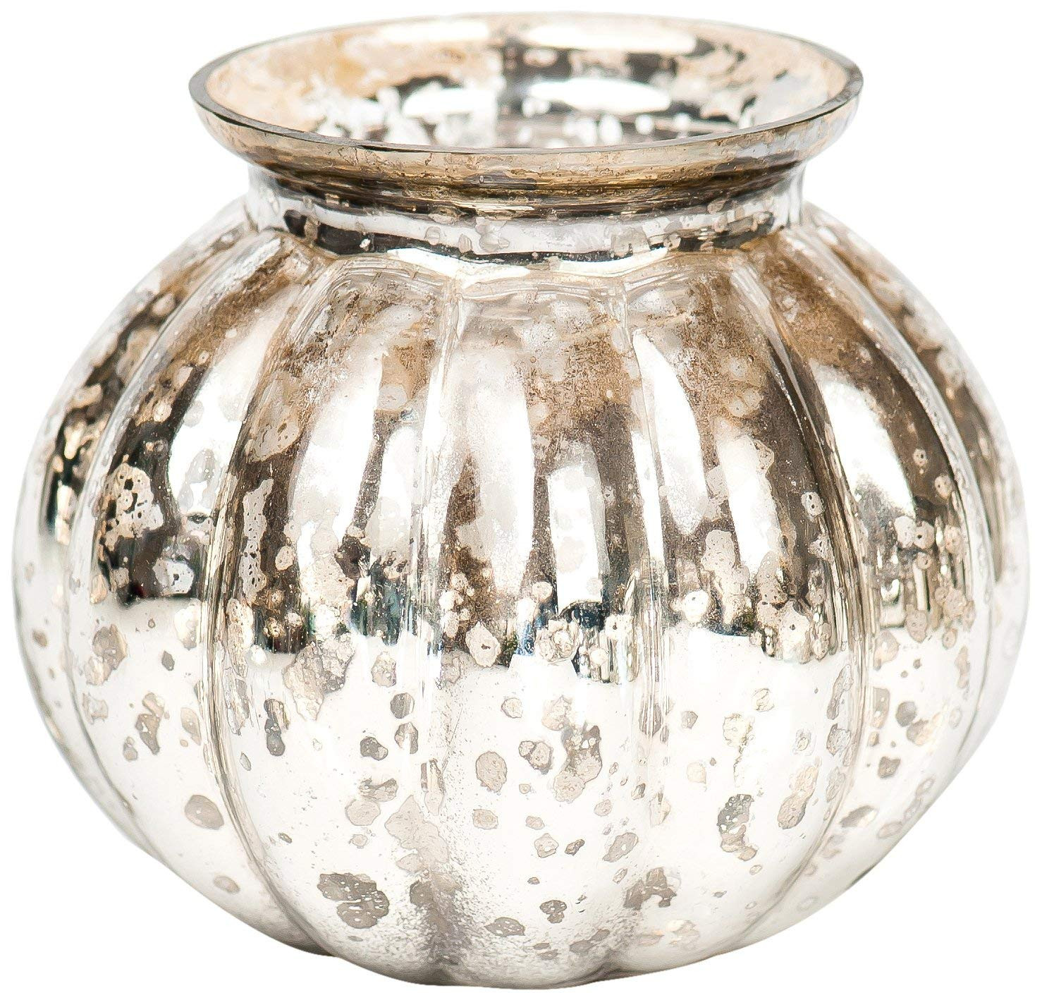antique orange glass vase of insideretail mercury glass mini round vase silver 13 cm set of 3 pertaining to insideretail mercury glass mini round vase silver 13 cm set of 3 amazon co uk kitchen home
