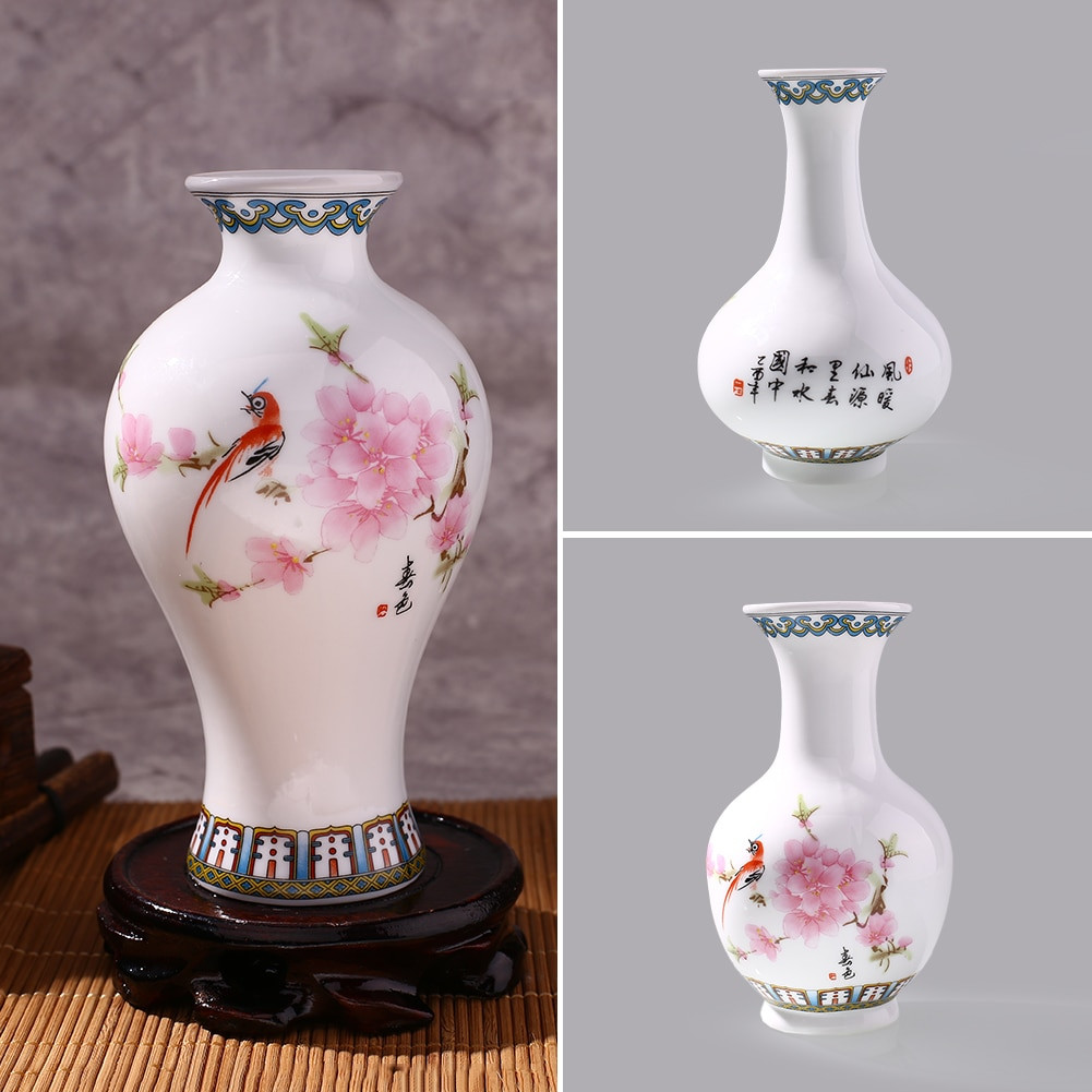 antique vases for sale of traditional chinese blue white porcelain ceramic flower vase vintage throughout traditional chinese blue white porcelain ceramic flower vase vintage classic in vases from home garden on aliexpress com alibaba group