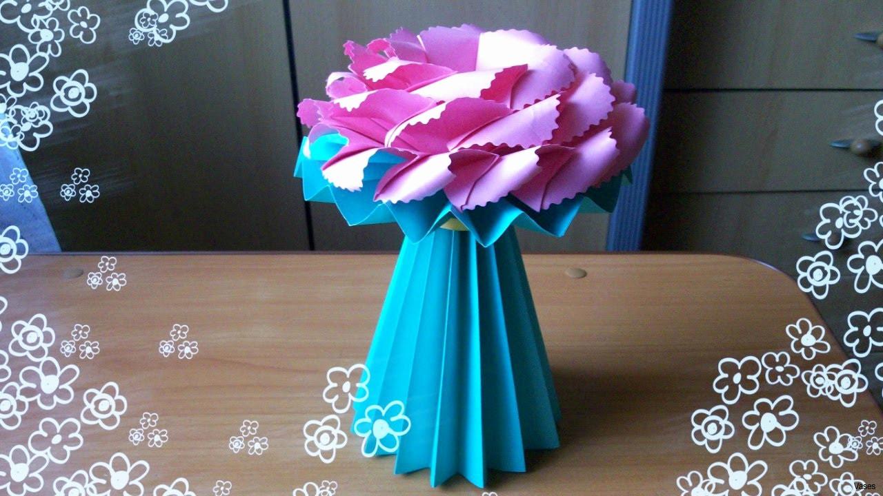 aqua blue glass vase of 14 new matte black vases bogekompresorturkiye com with 3d flowers fresh h vases easy origami vase i 0d oragami instructions 3d