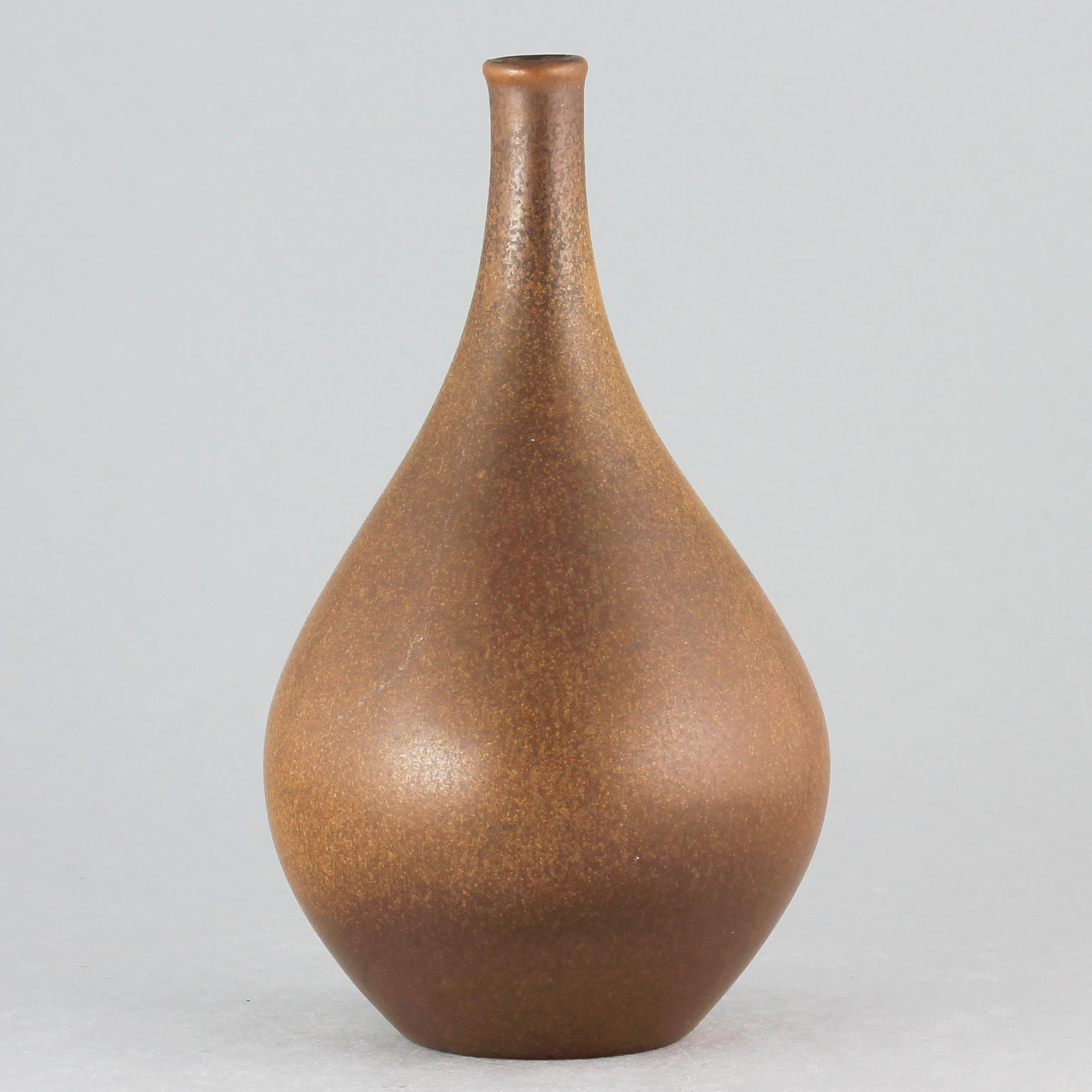 art deco blue vase of stig lindberg vitrin 1956 striking brown raindrop vase inside 159573073 origpic ba88ba