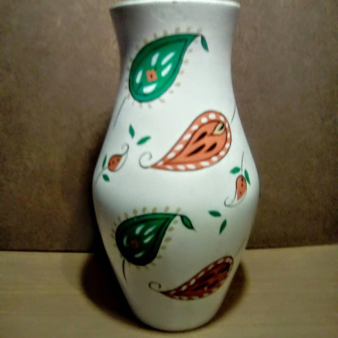 Art Deco Vases Antique Of Brentleigh Hash Tags Deskgram Throughout Brentleigh Artdeco 30s Vintagepottery Vintageceramics Vase Vintage