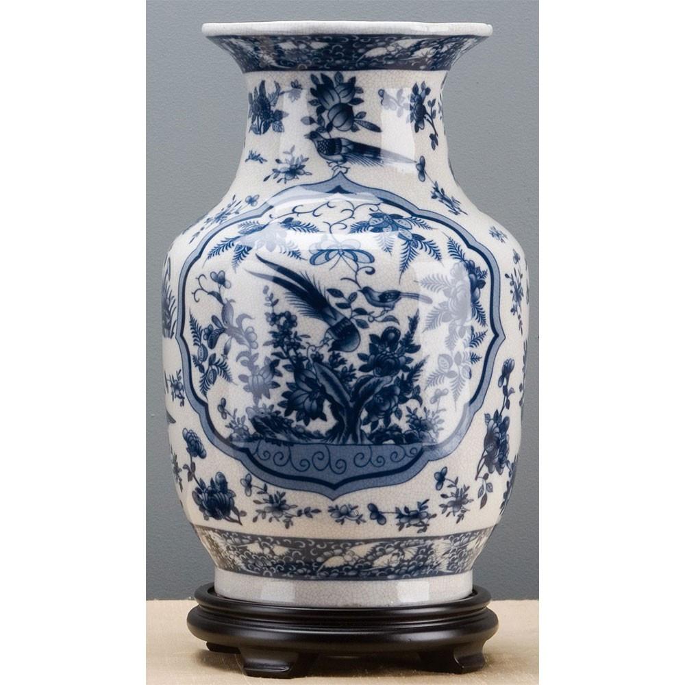 Art Deco Vases Antique Of Chinoiserie Vase Brass Burl 10794 Inside Chinoiserie Vase