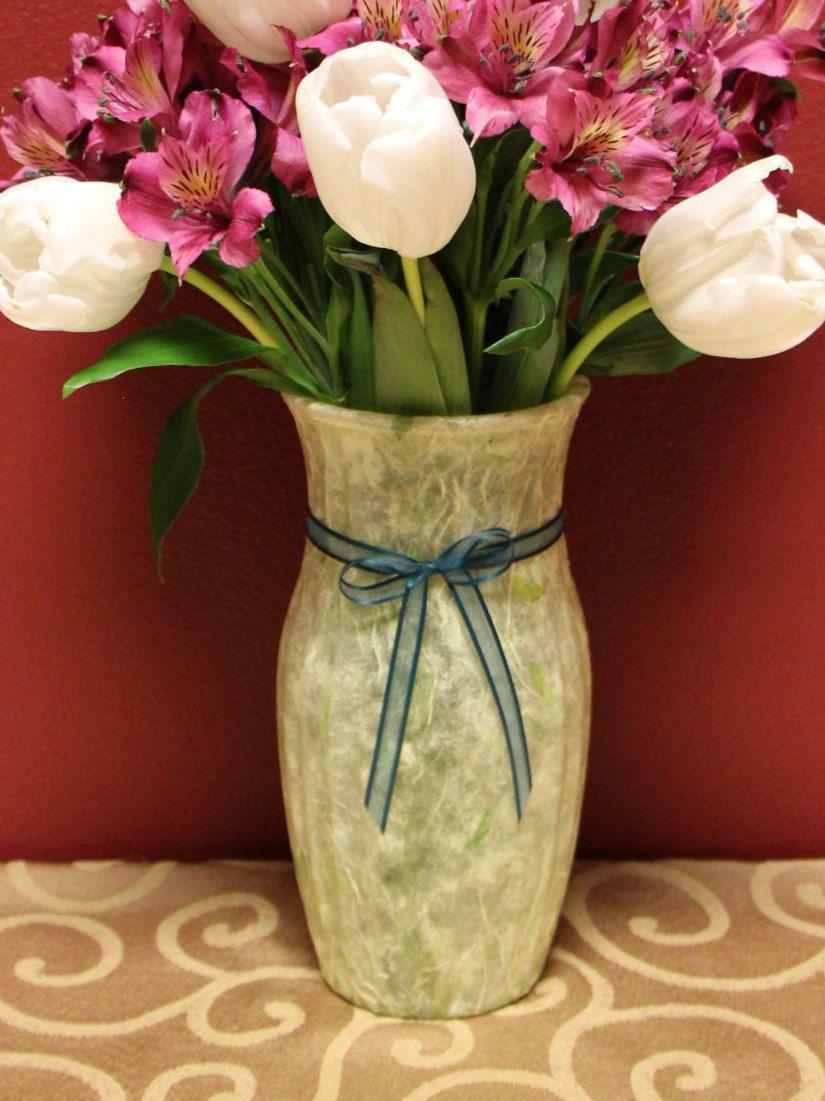 art deco vases antique of green glass vase stock h vases vintage bud clear assorted bottle within green glass vase pictures handmade mint green with petals paper design glass vase by of green