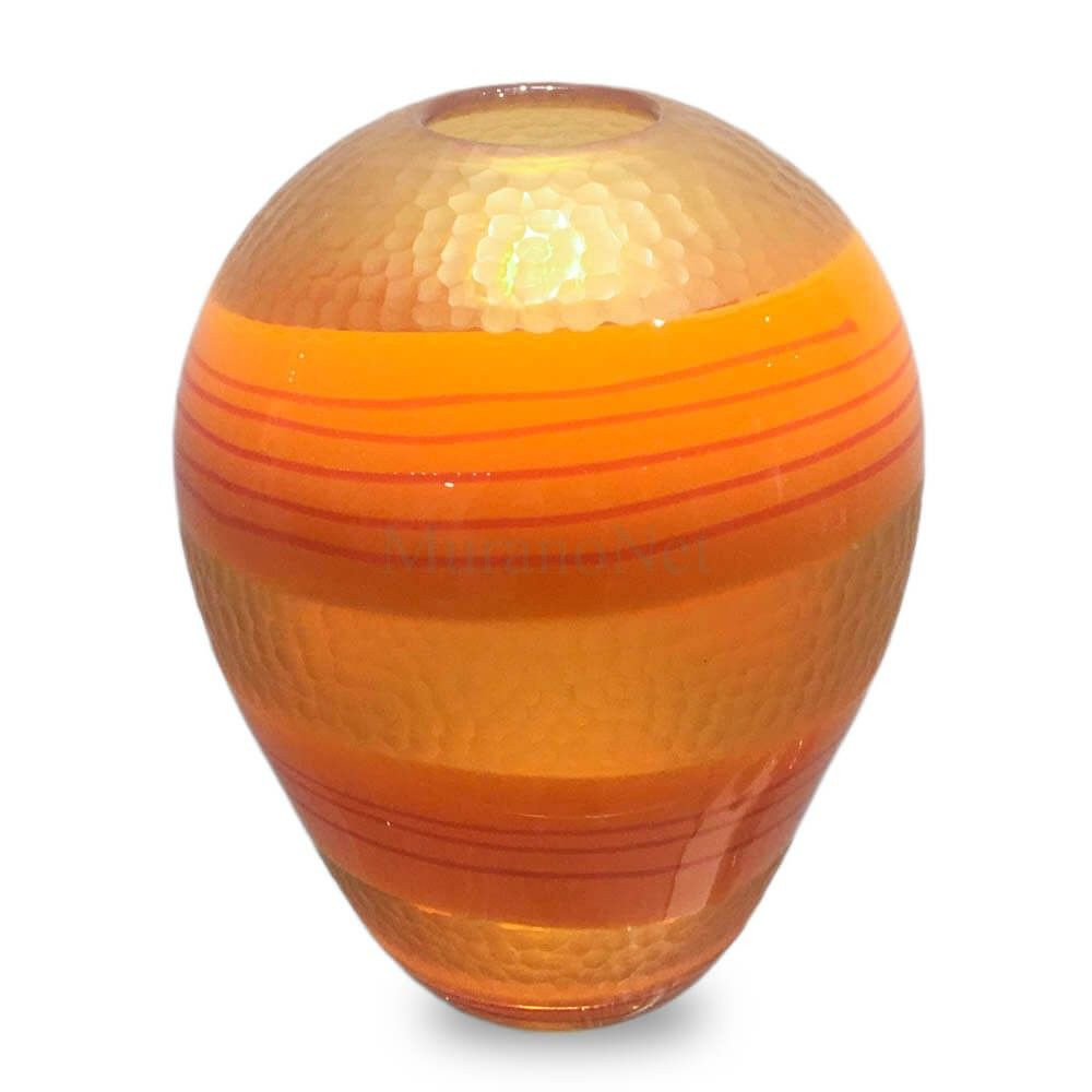 arte murano vase of arthur vase blue within amber vase with bands
