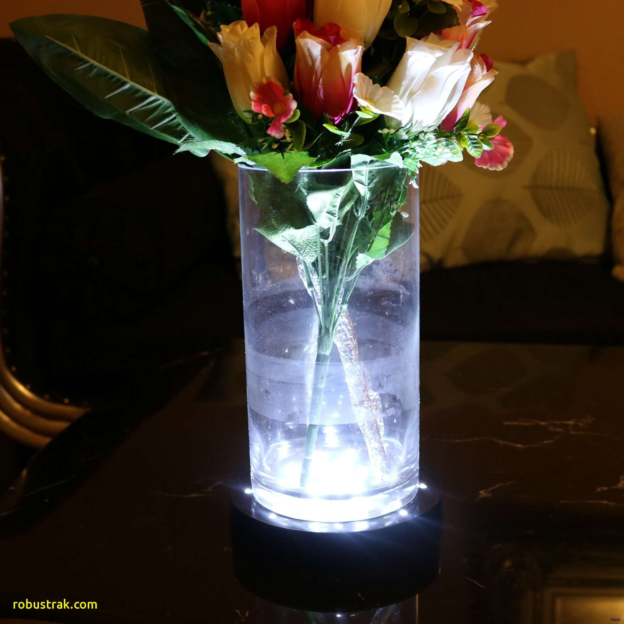 21 Amazing Artificial Flowers In Clear Vases